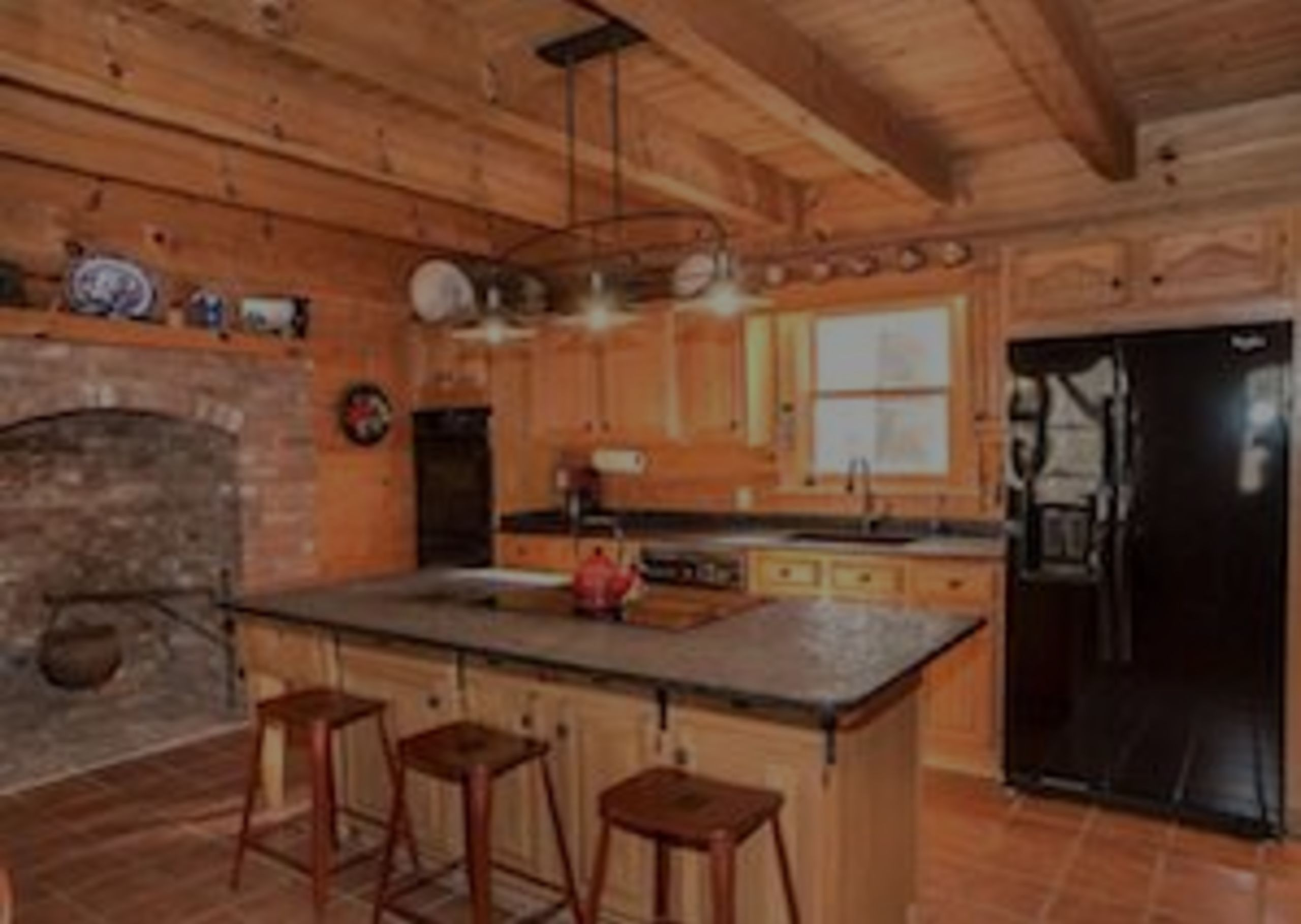 Just Listed   Hand Hewn Bluemont Log Home & Incredibly Priced Berryville Colonial