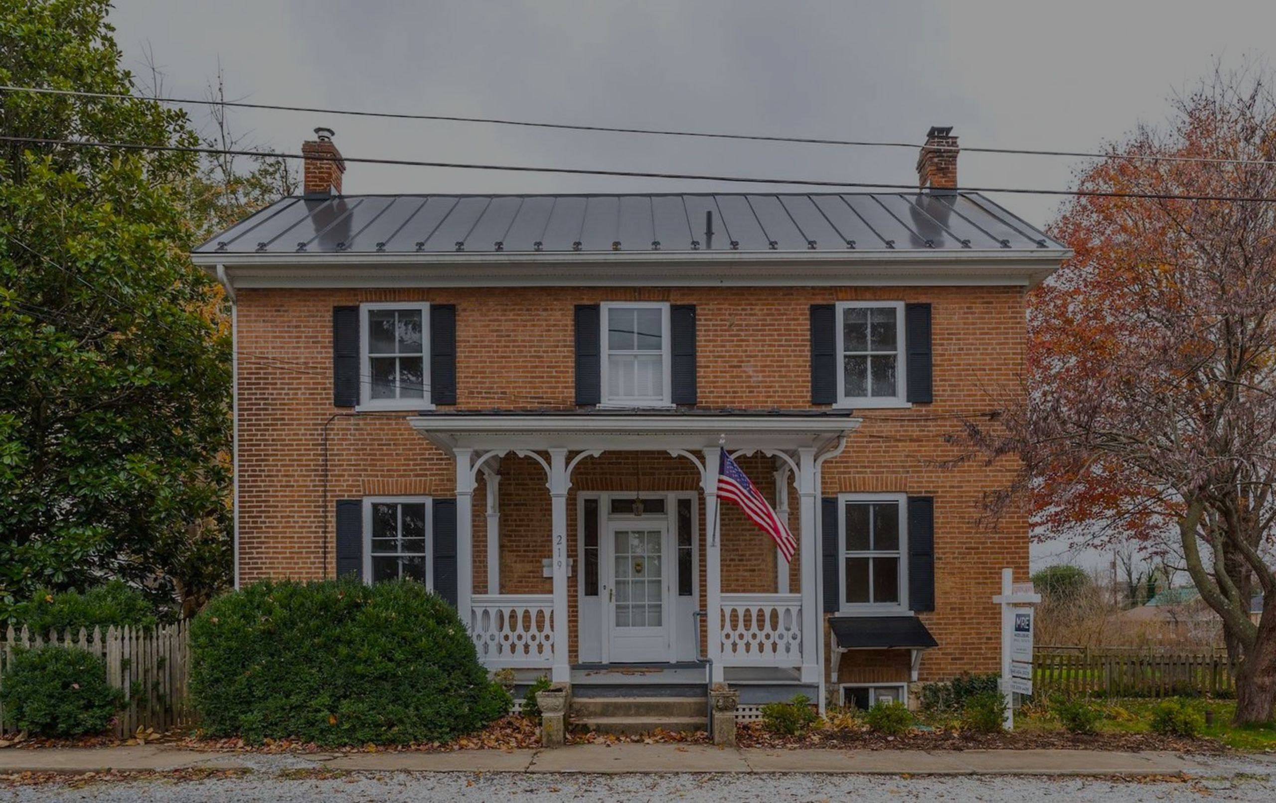 Just Listed | Historic Country Homes