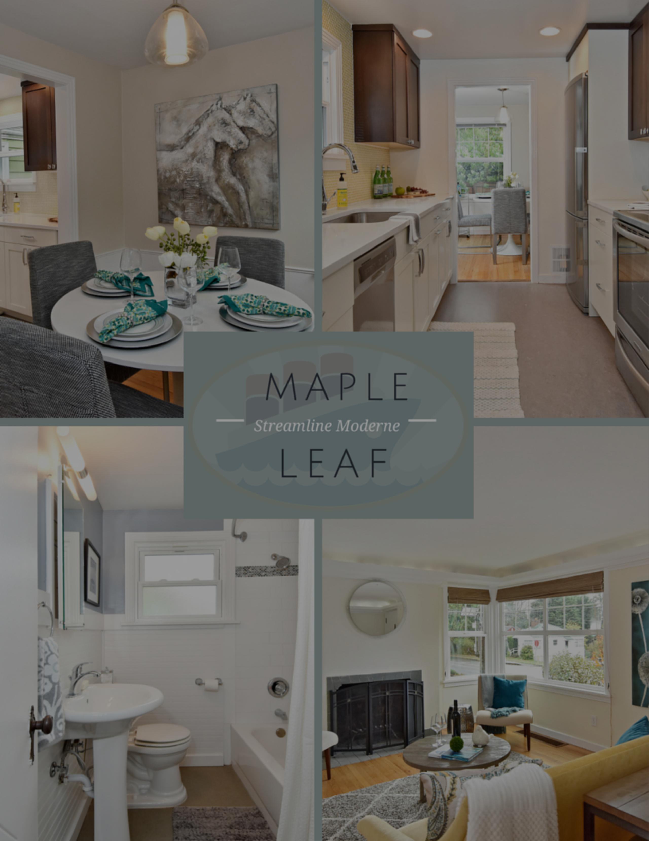Seattle Neighborhood Maple Leaf Vintage Charmer for Sale
