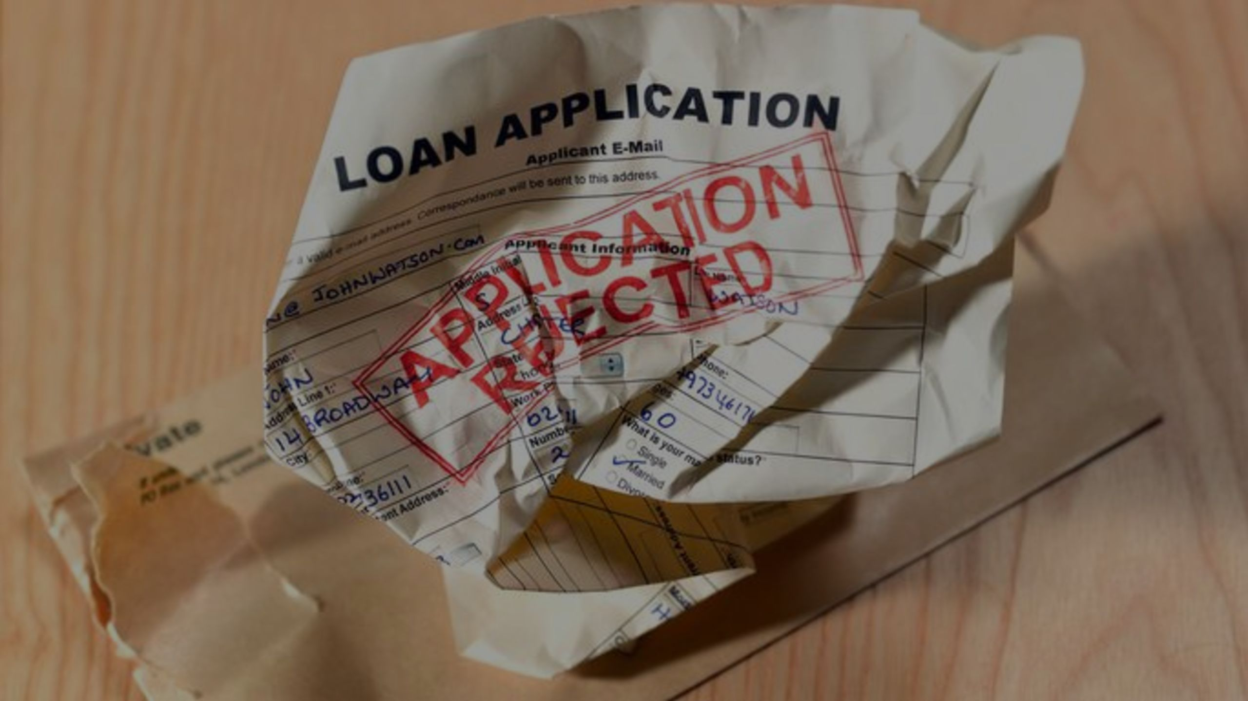 5 Mortifying Reasons Mortgage Applications End Up in the 'Reject' Pile