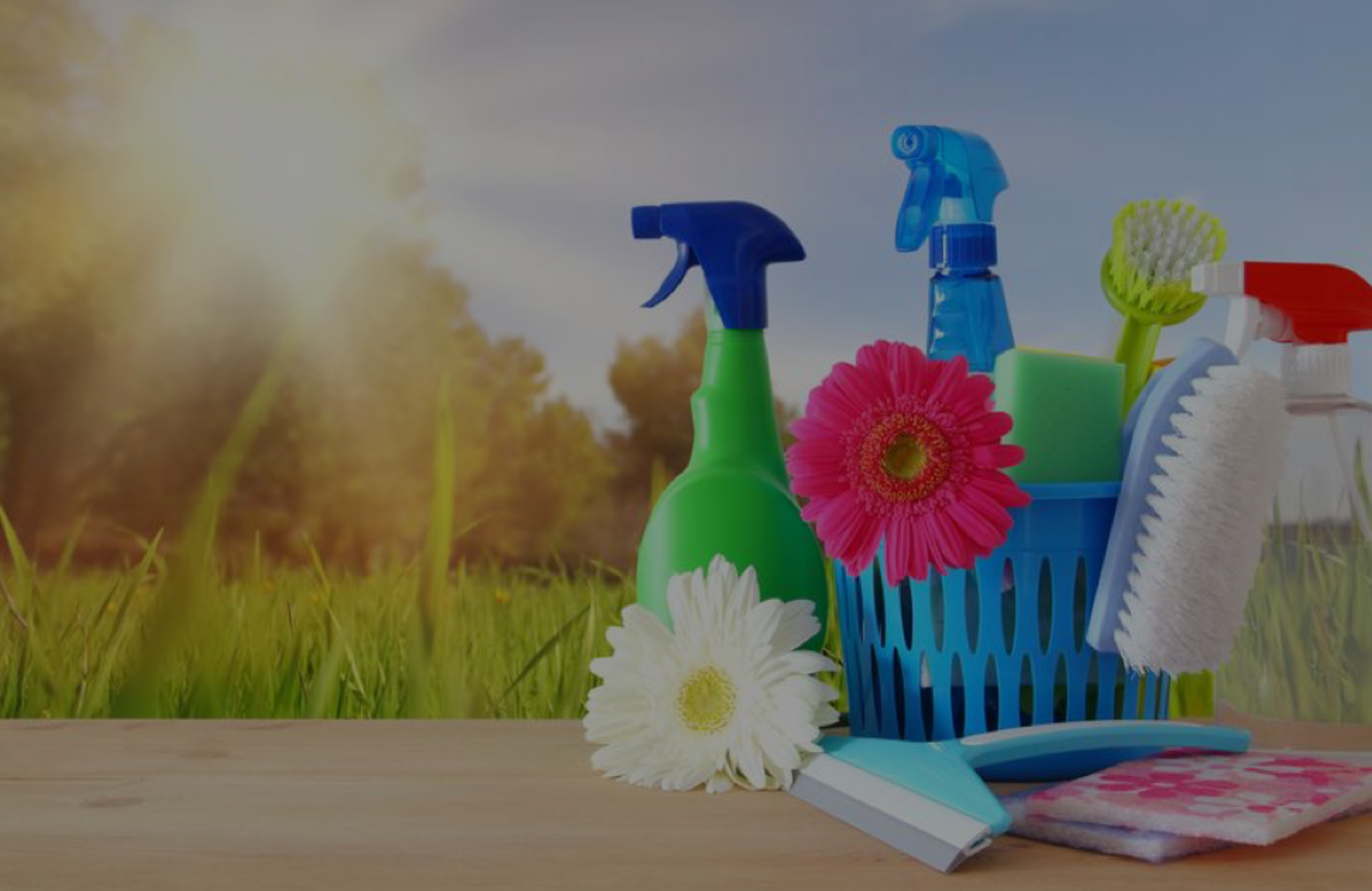 3 Green Cleaning Tricks to Keep Your Home Fresh