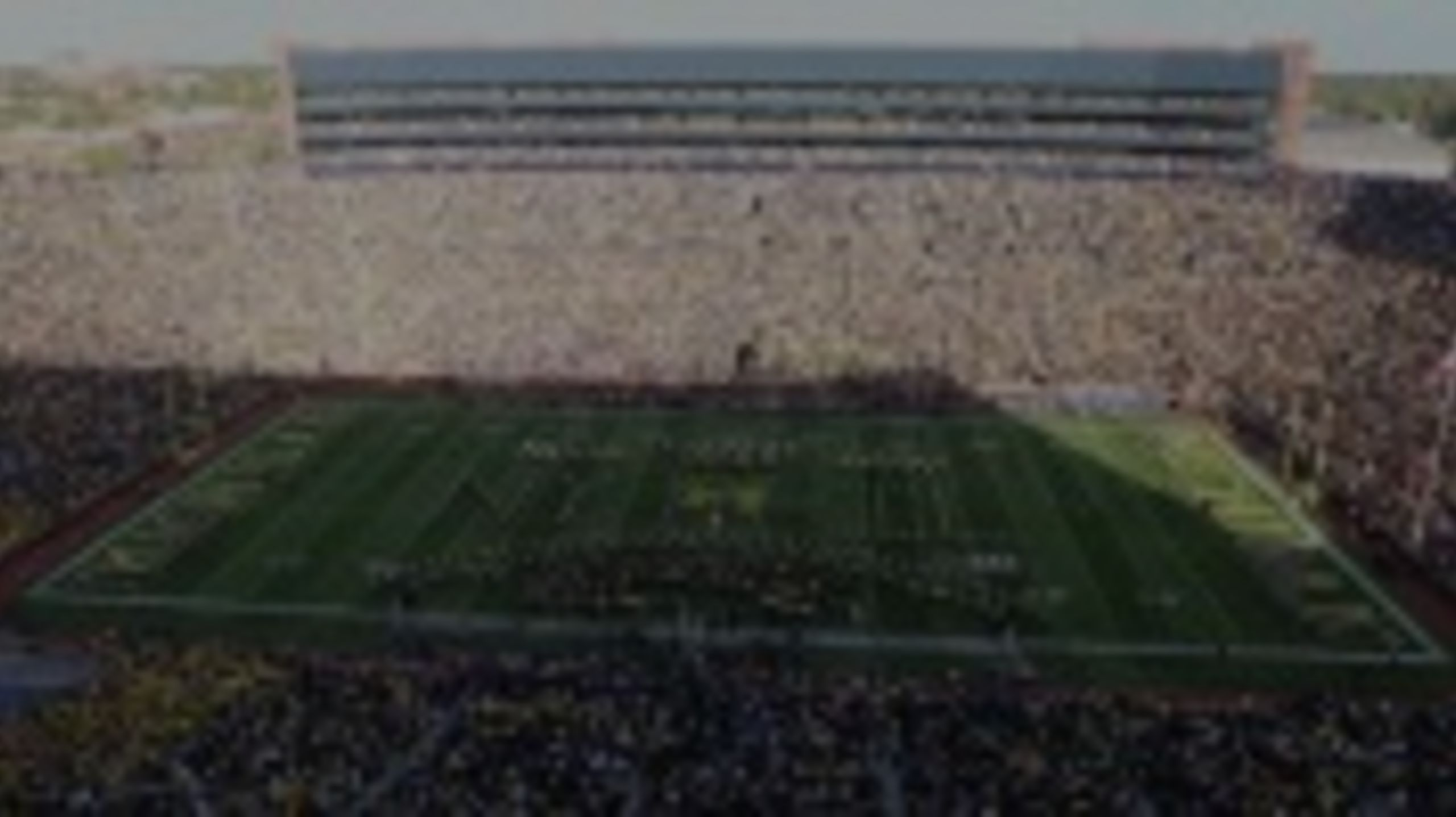 Michigan's halftime show with NY Philharmonic makes NCAA's Top 5 list for 2015