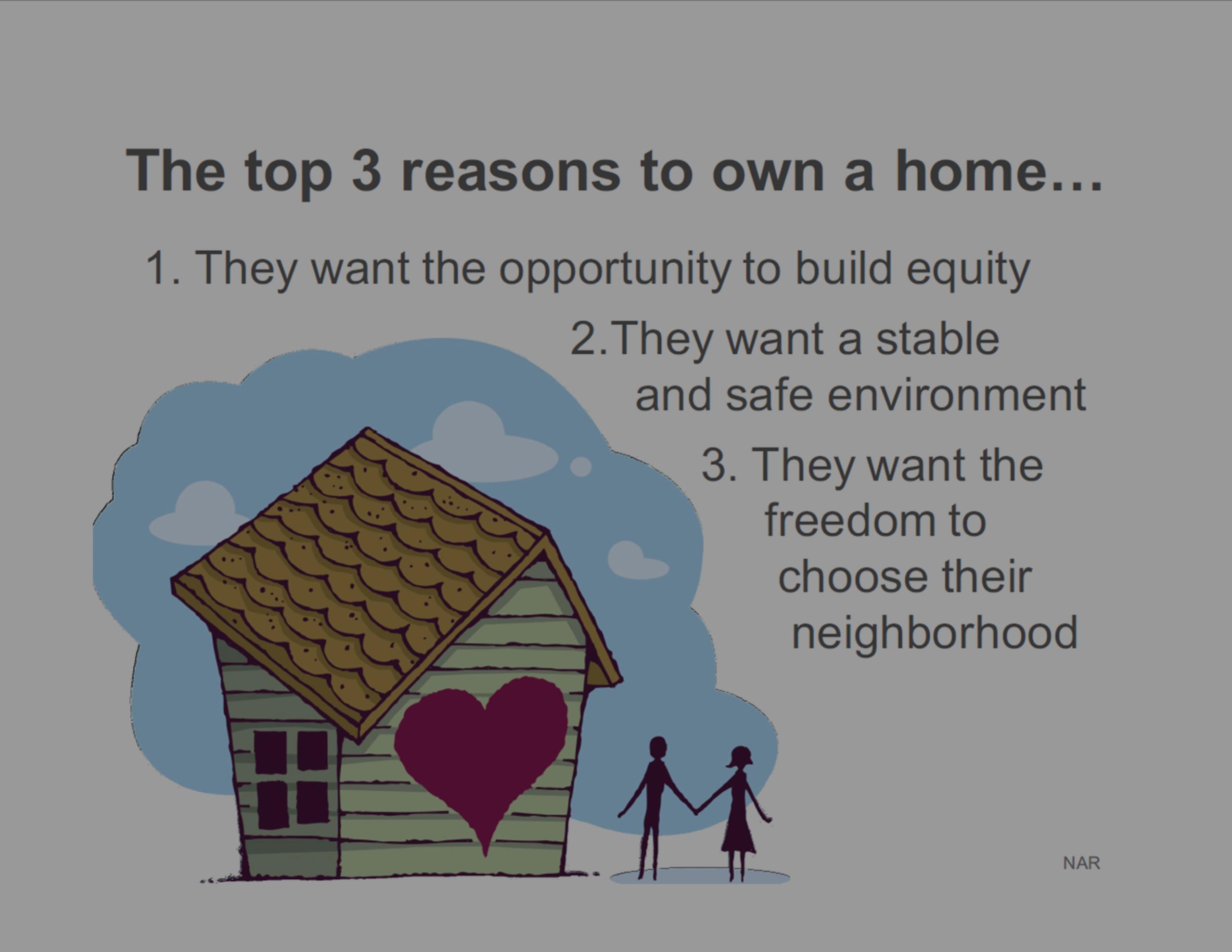 3 Simple Reasons