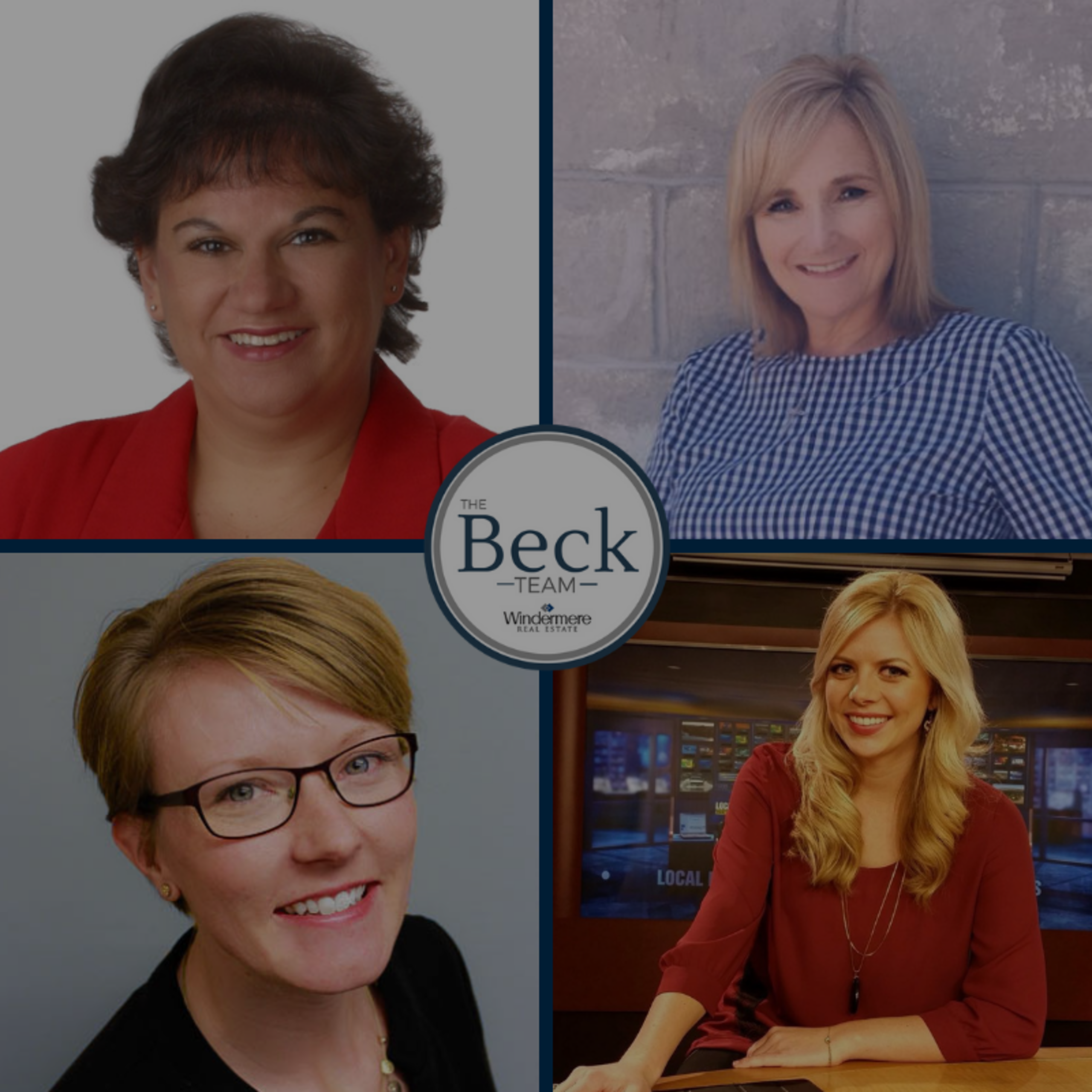 When it Comes to Real Estate, The Beck Team Has Your Back