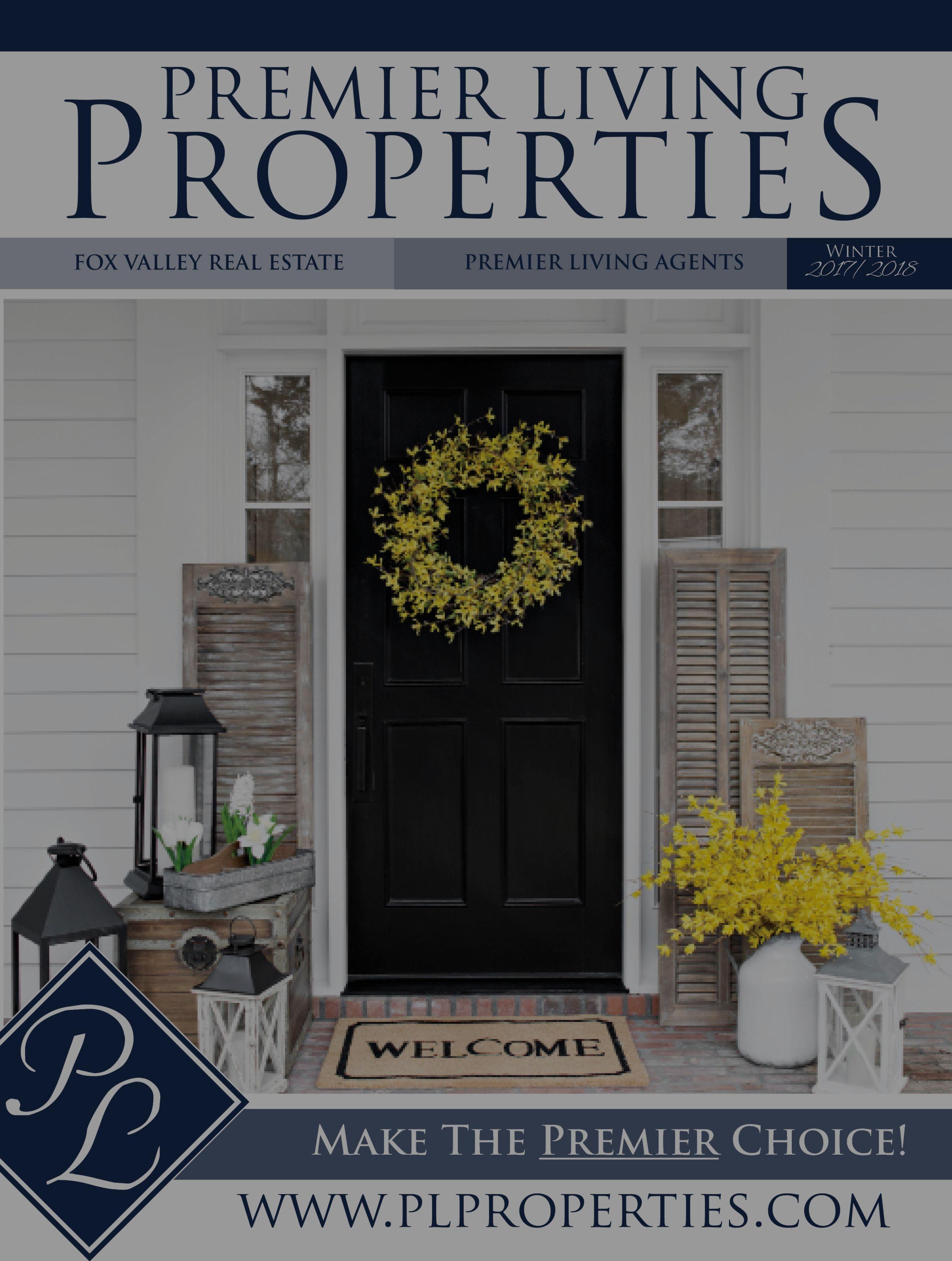 Premier Living Properties Winter 2017 Magazine
