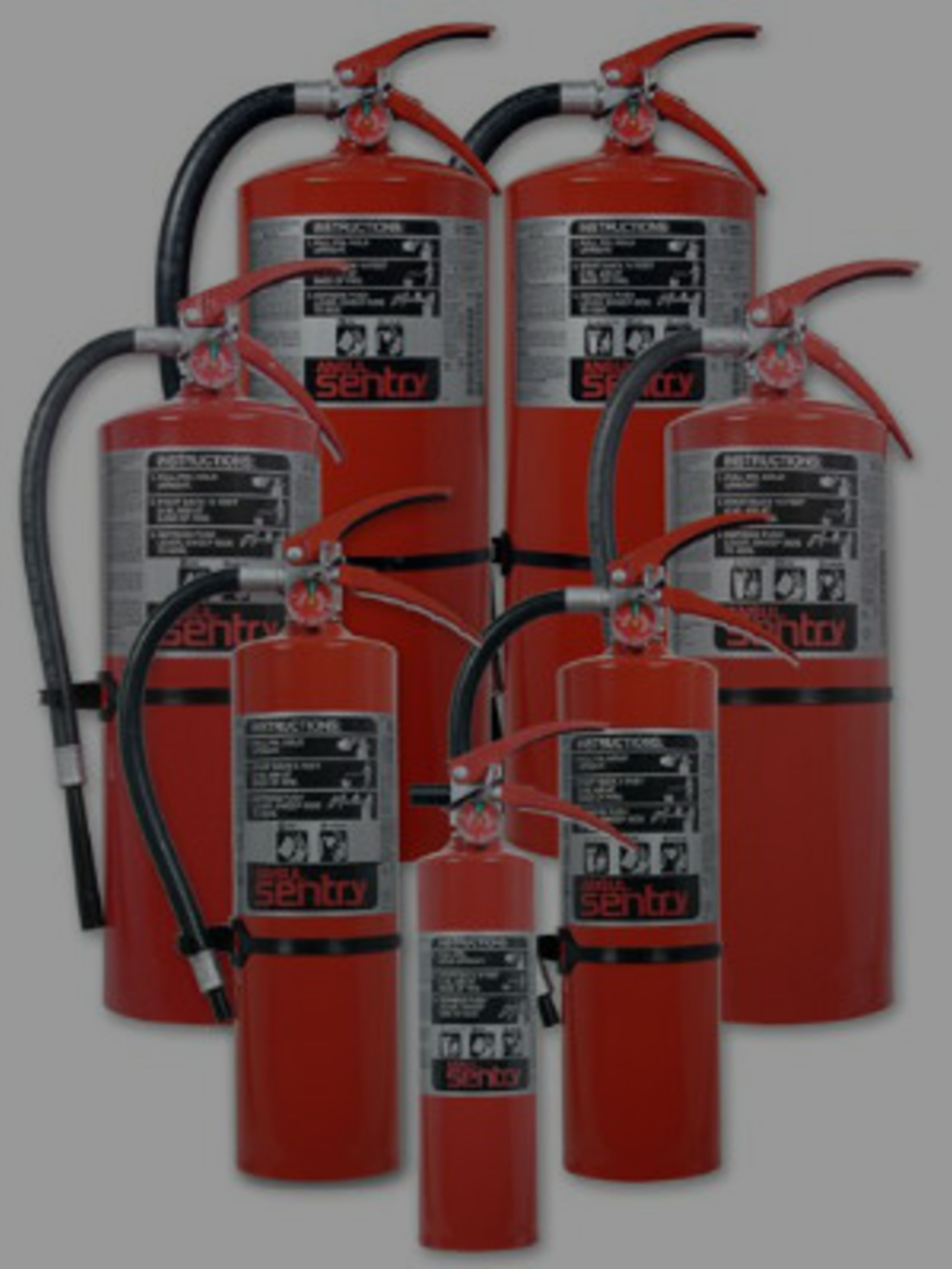Household Reminder – Fire Extinguisher Inspection