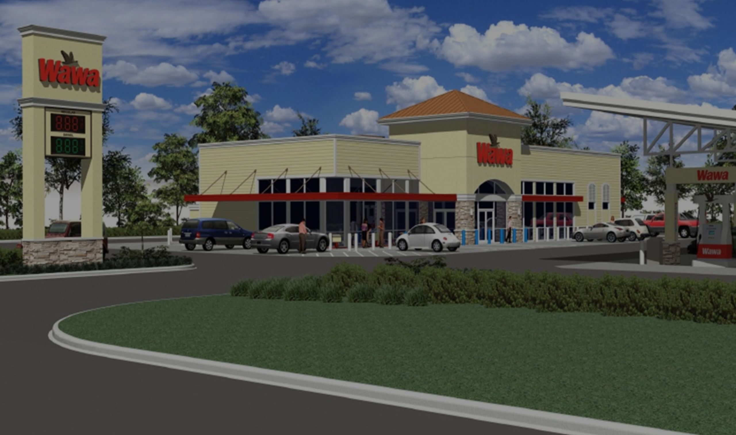 Wawa may be coming to East Gainesville!