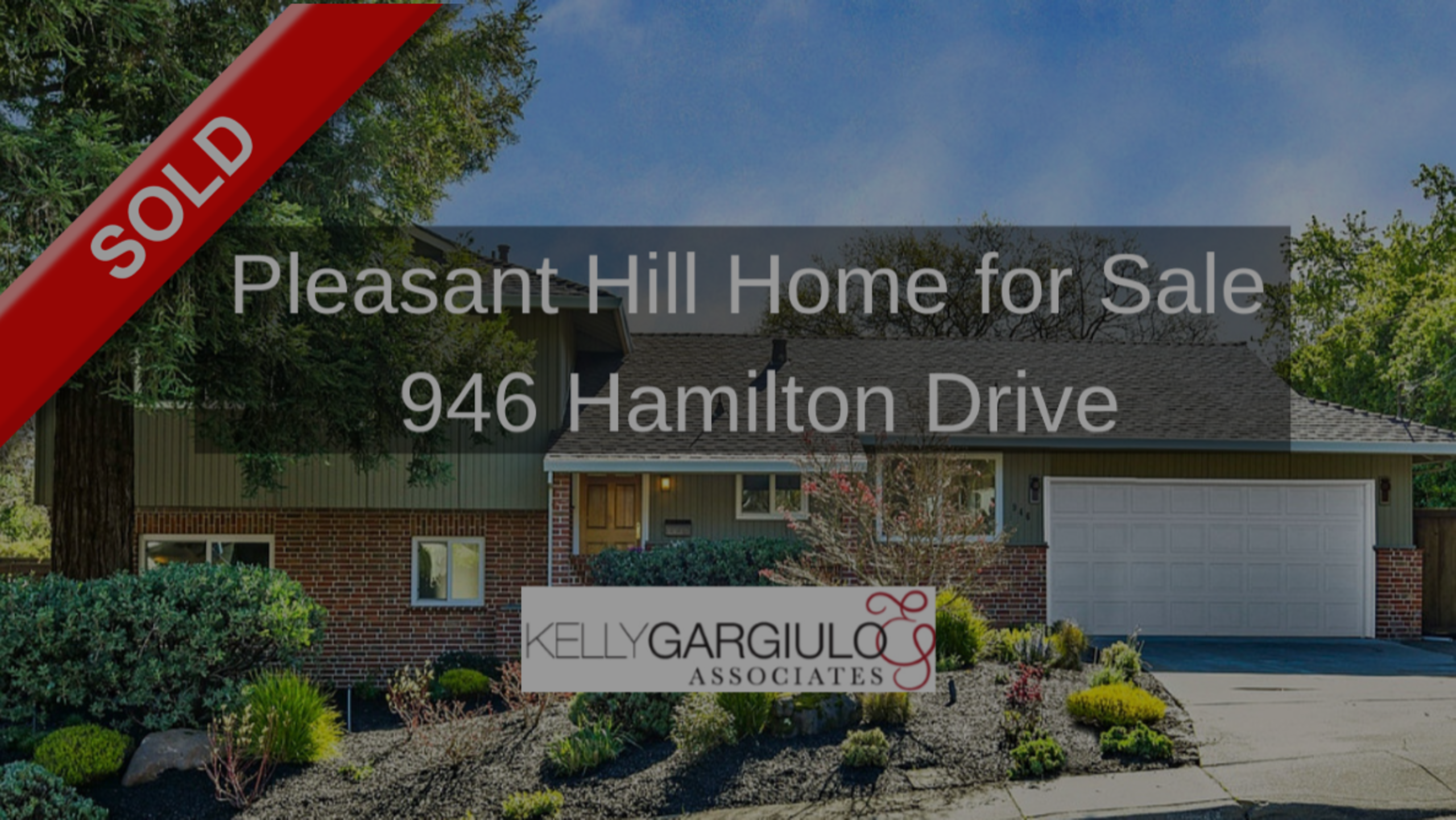 945 Hamilton Drive in Pleansant Hill