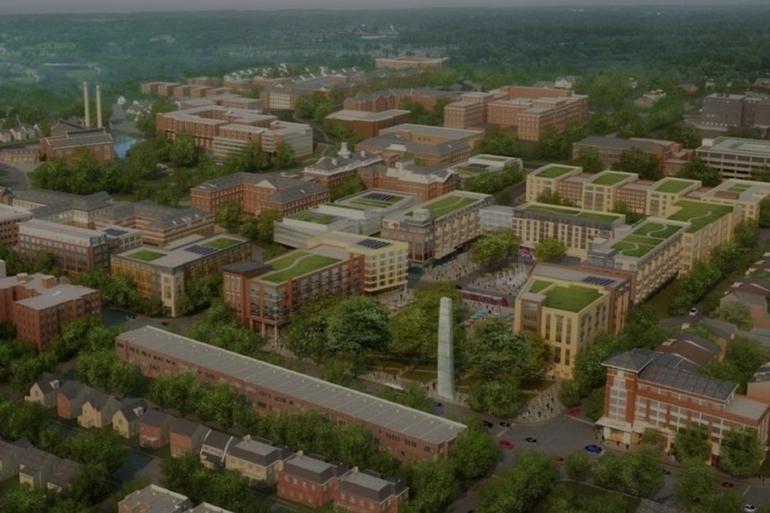 D.C. acquires 66 acres of Walter Reed Campus