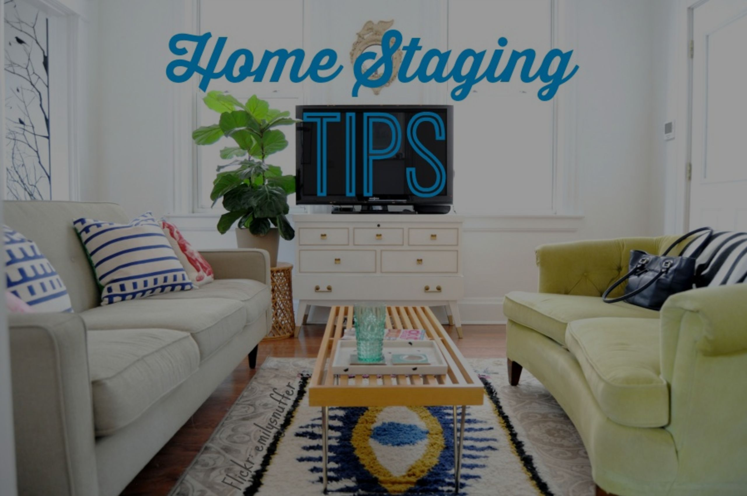 Eight Tips to Prepare Your Home for Sale
