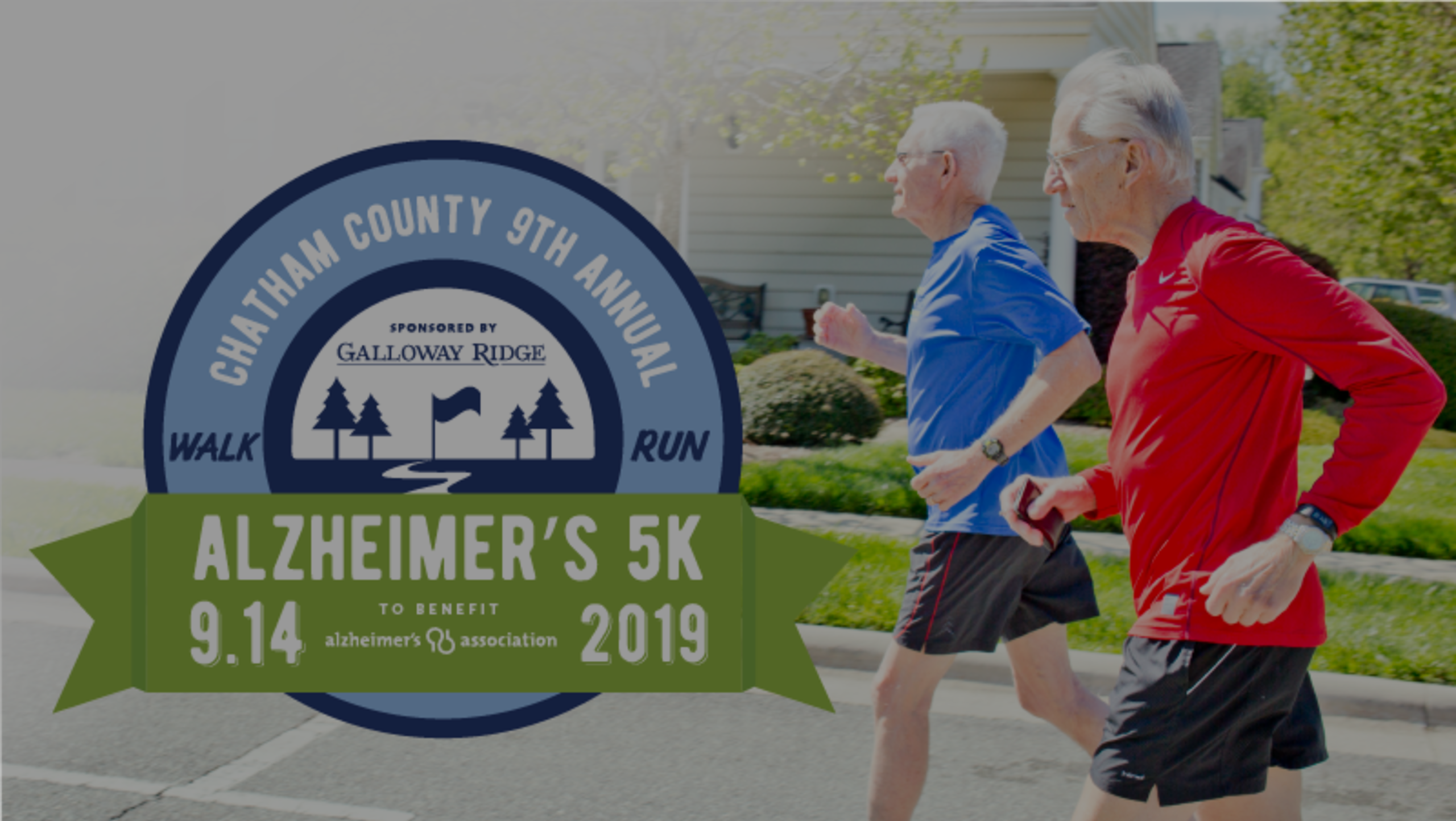 Chatham County 9th Annual Alzheimer's Walk & 5K Run