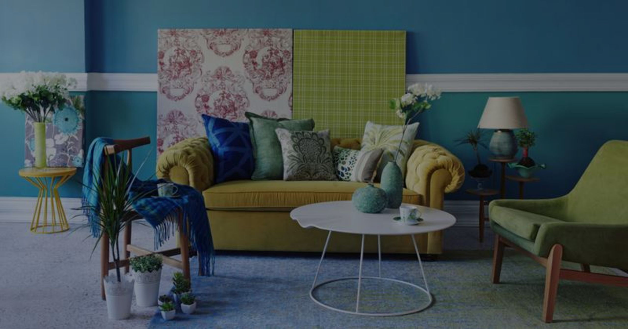 DESIGN TRENDS: HOME COLOR PALETTES FOR 2019