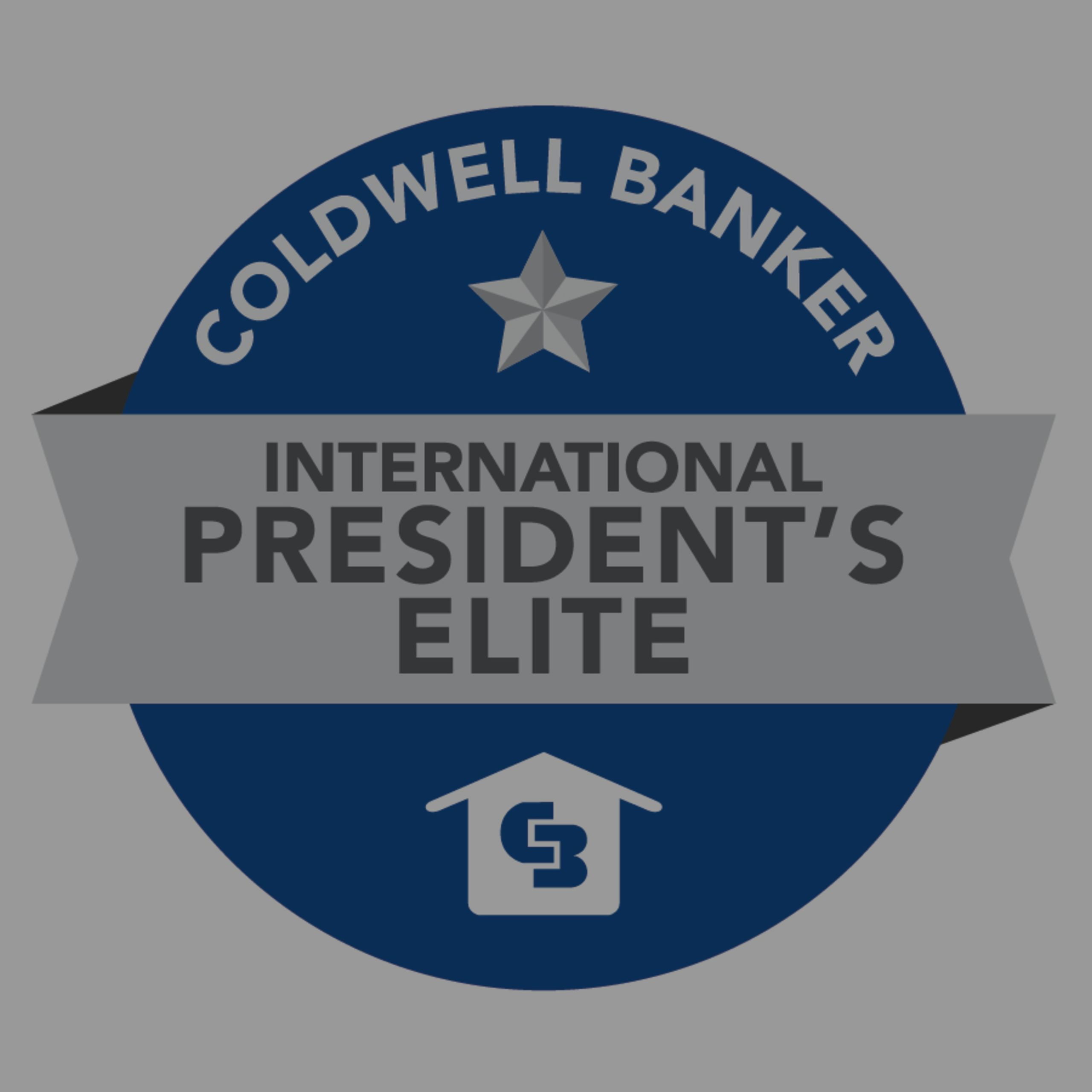 Bruce Clark Awarded Coldwell Banker International President's Elite Award | Real Estate Agent Orange County