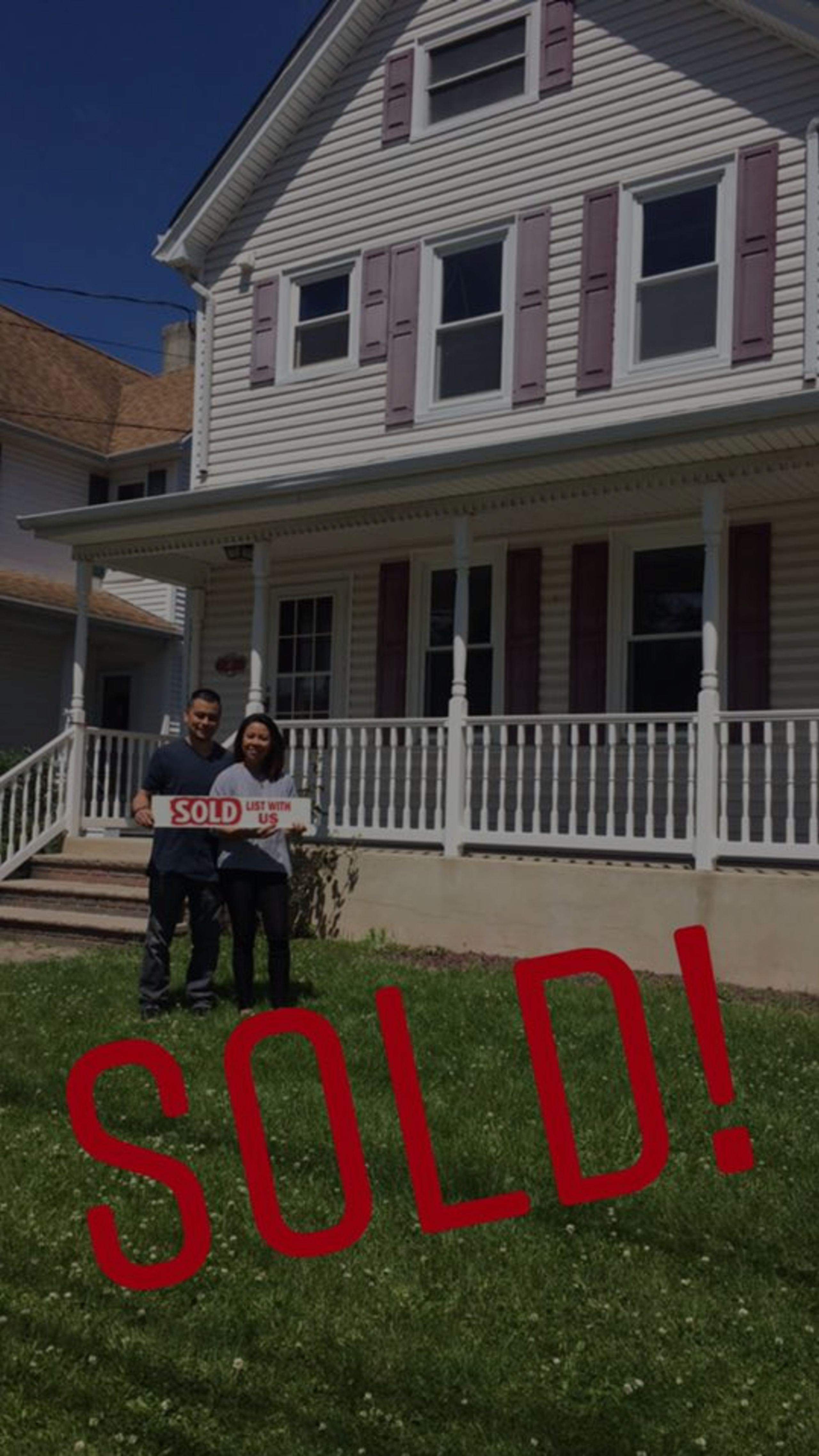 Congrats to our buyers and sellers!