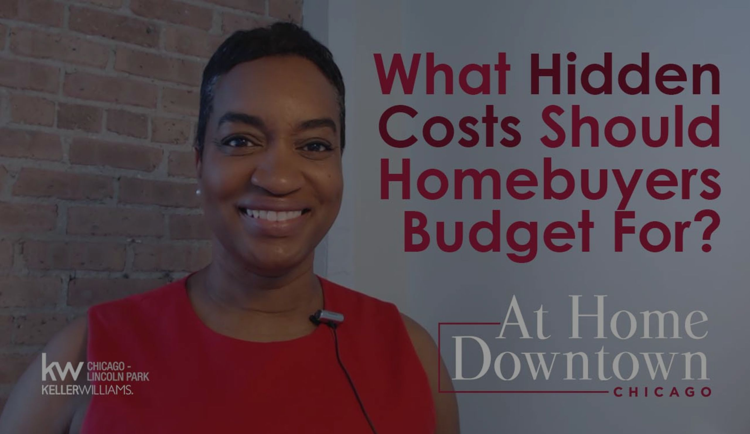 What Extra Costs Should You Budget for When Buying a Home?