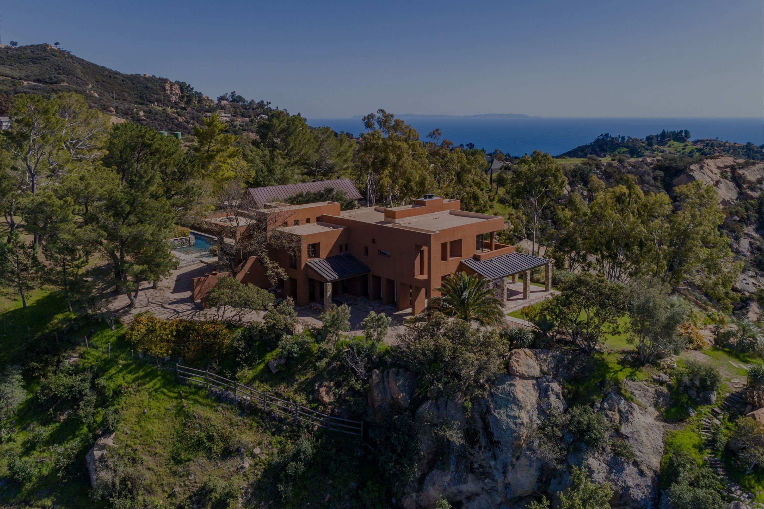 JUST SOLD! | Windcliff Ranch Estate in Malibu | Panoramic Ocean & Mountain, and City Lights|
