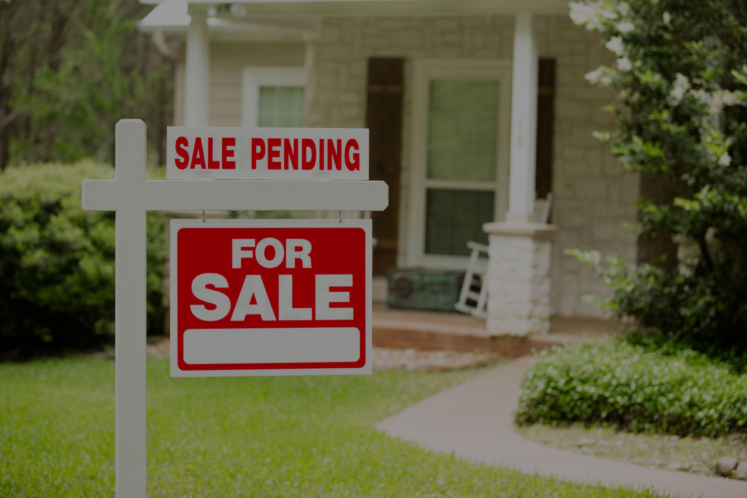 When Pending Sales Fall Through