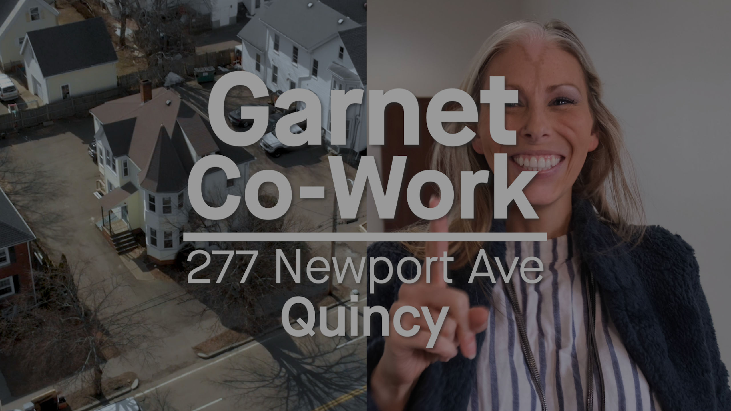 Garnet Co-Work Tour