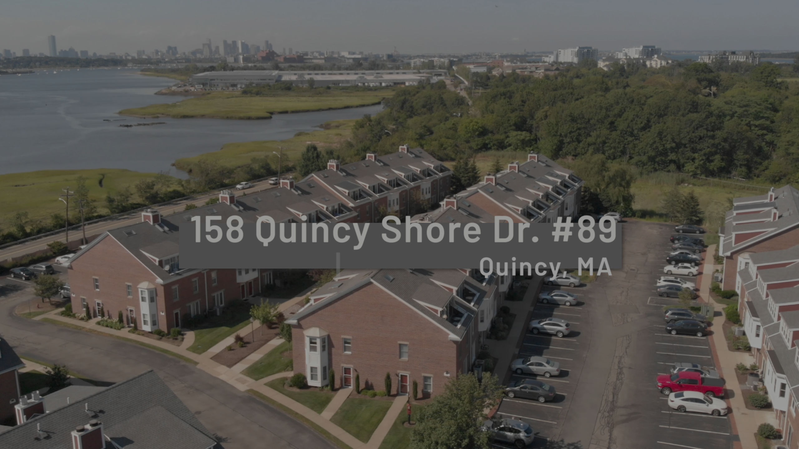 158 Quincy Shore Drive, Quincy, MA