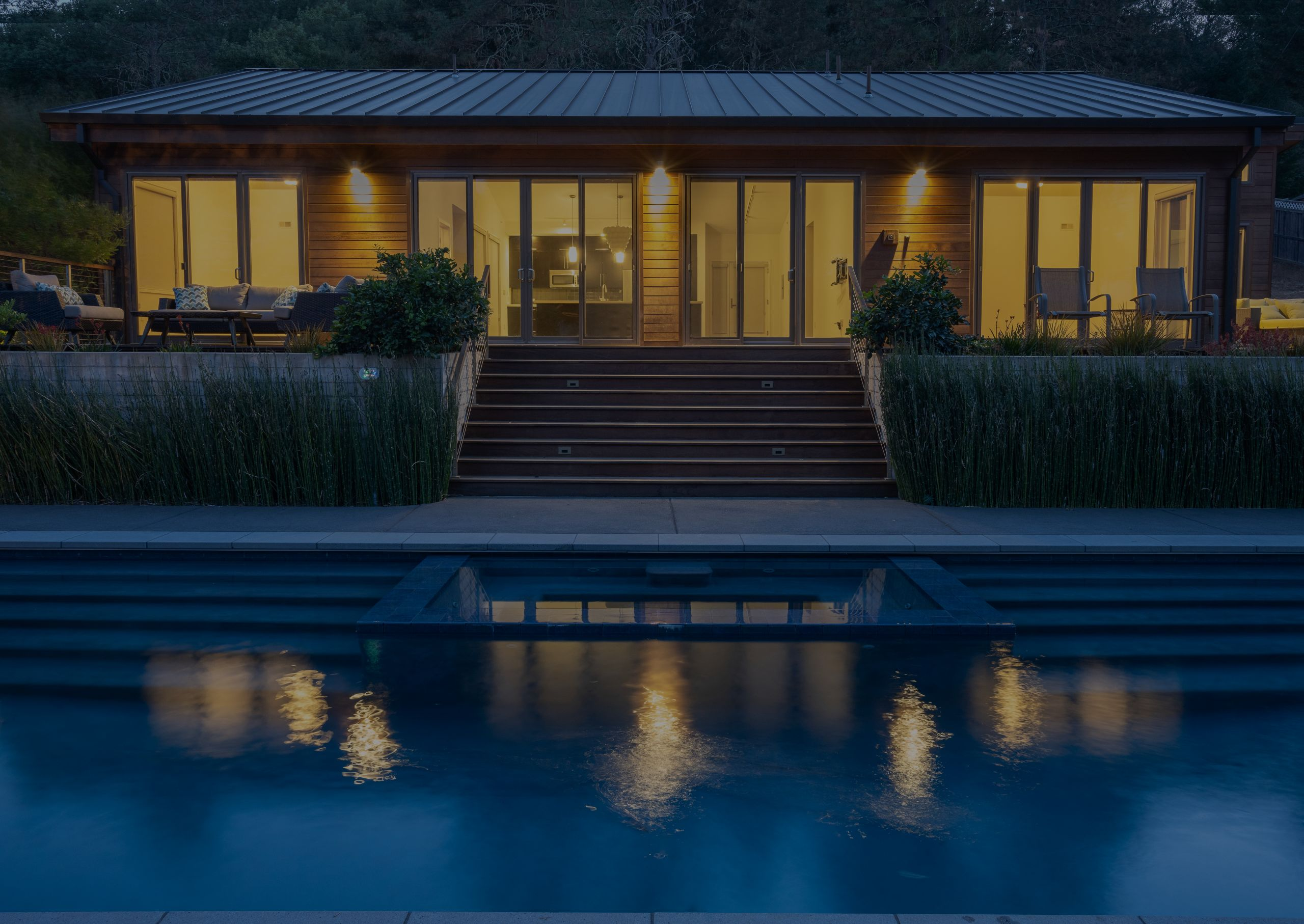 Ever Wanted A Modern Wine Country Retreat? Look No Further