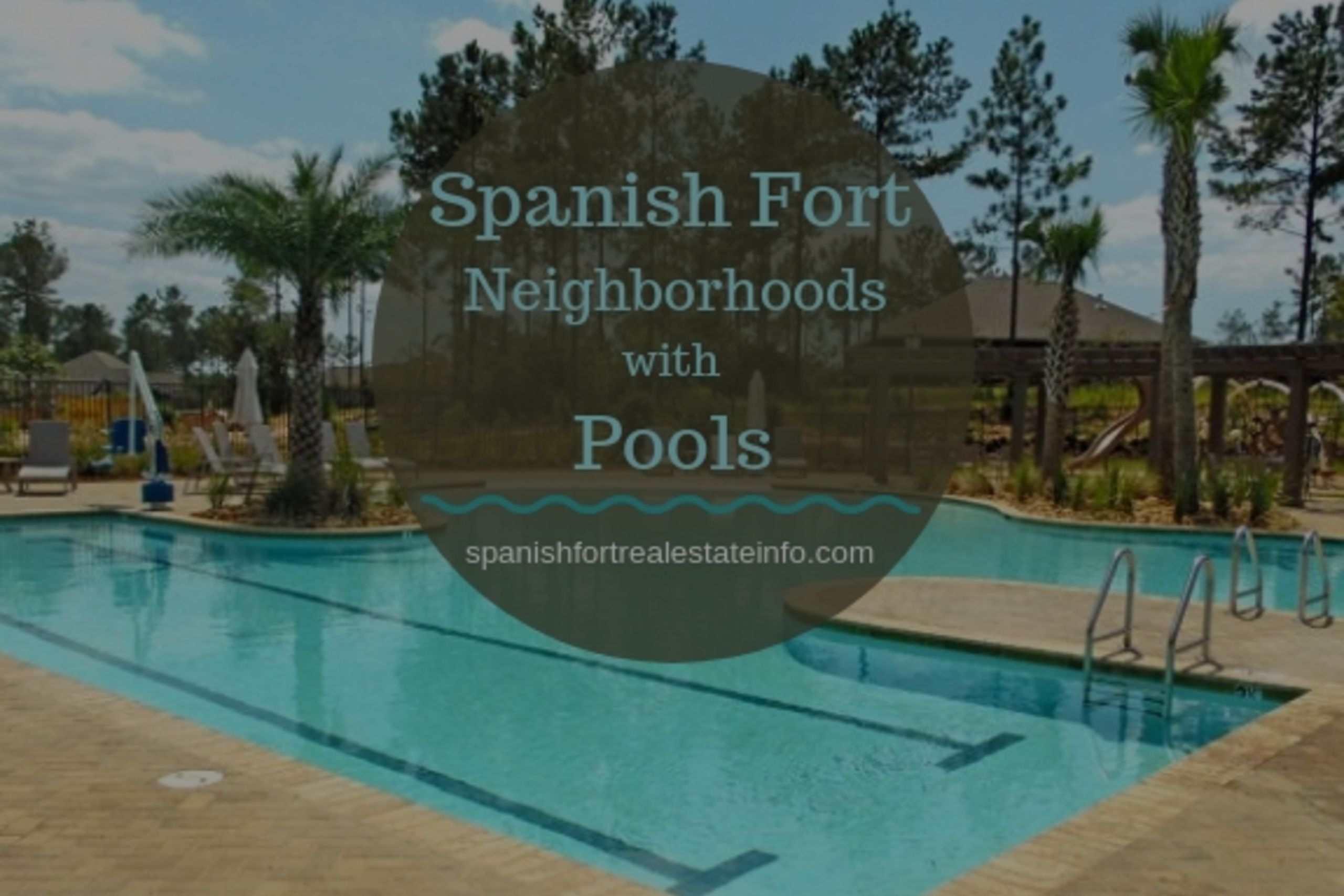 Neighborhood Community Pools