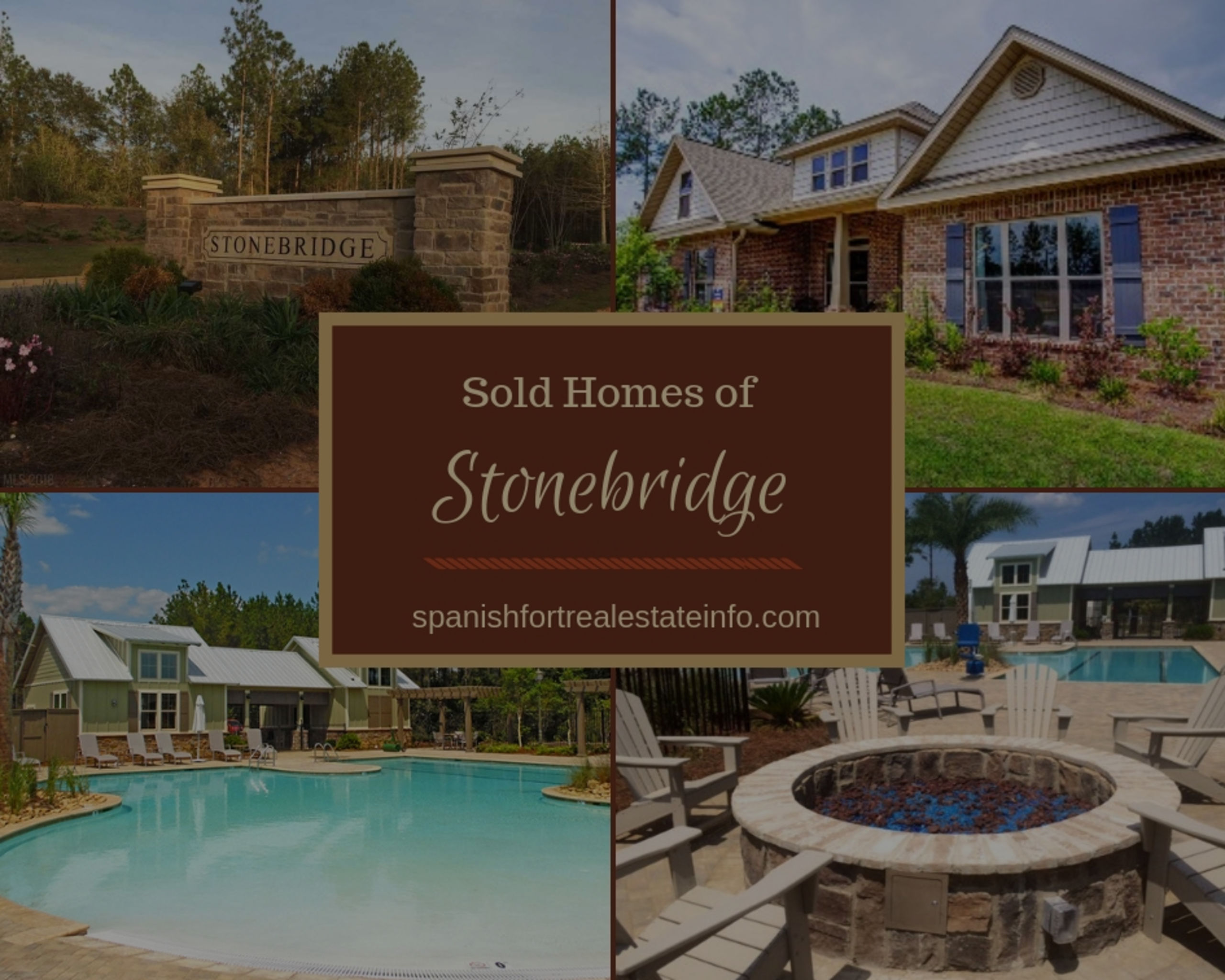 Sold Homes in Stonebridge – September 2018