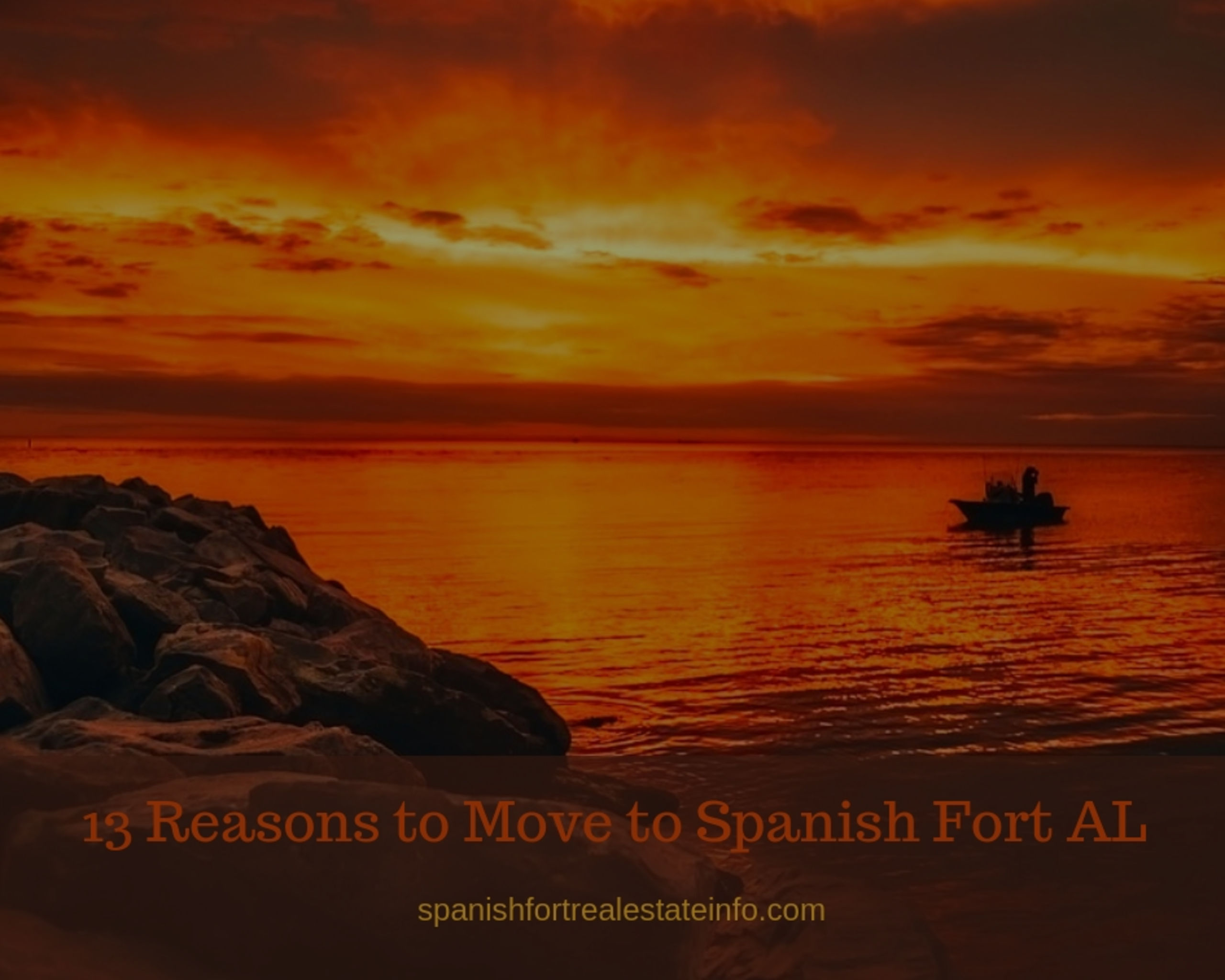 13 Reasons to Move to Spanish Fort AL