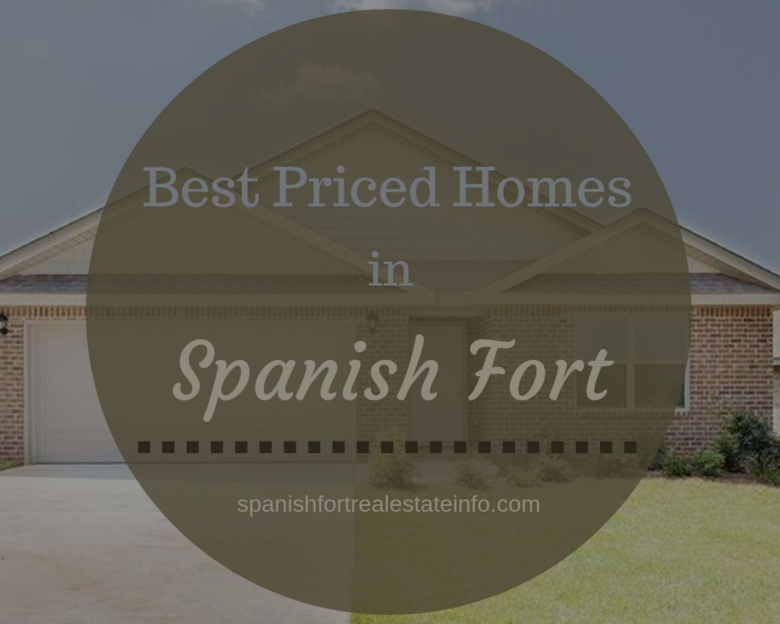 Best Priced Homes in Spanish Fort – January 2019