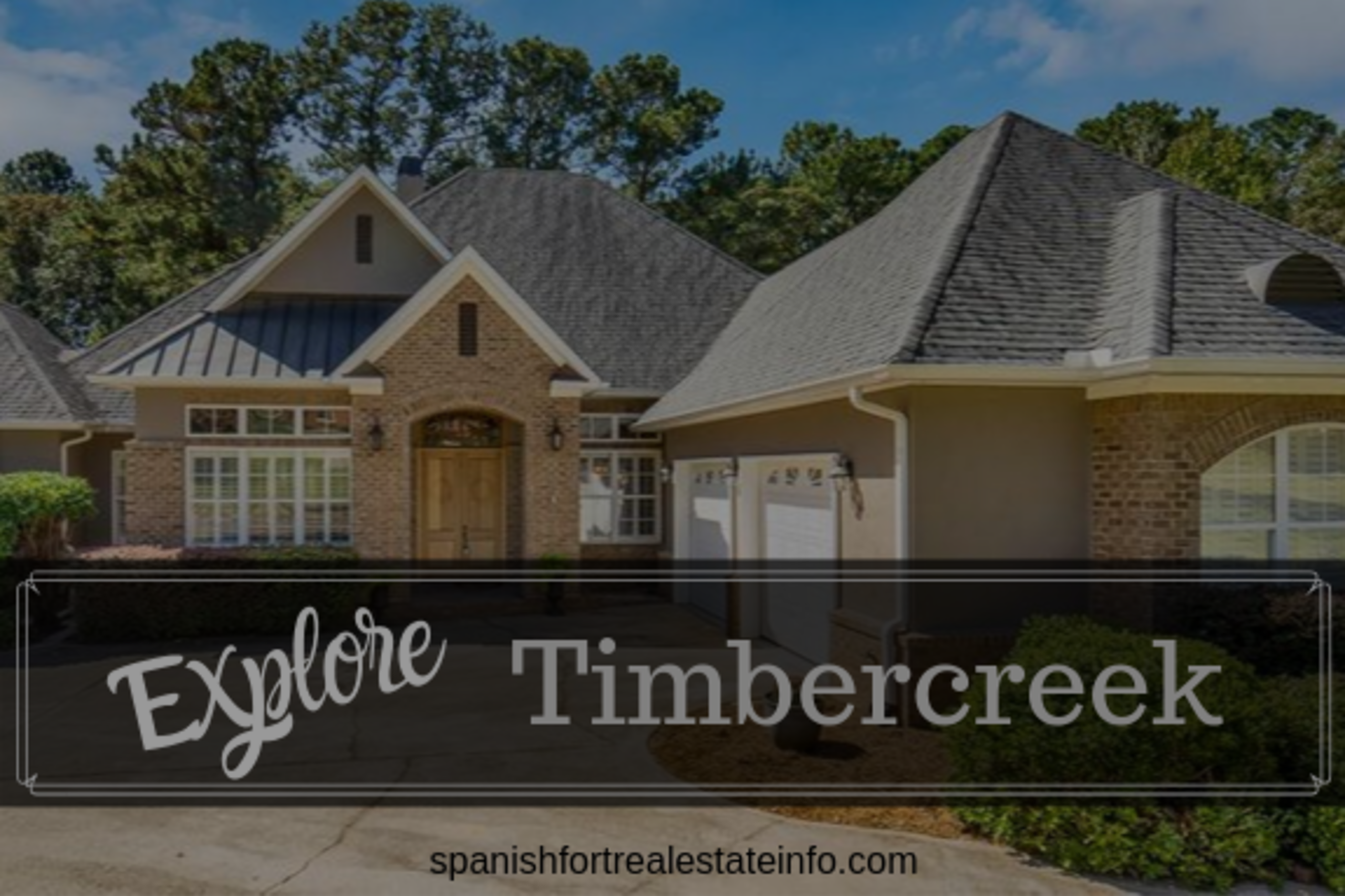 Explore Timbercreek
