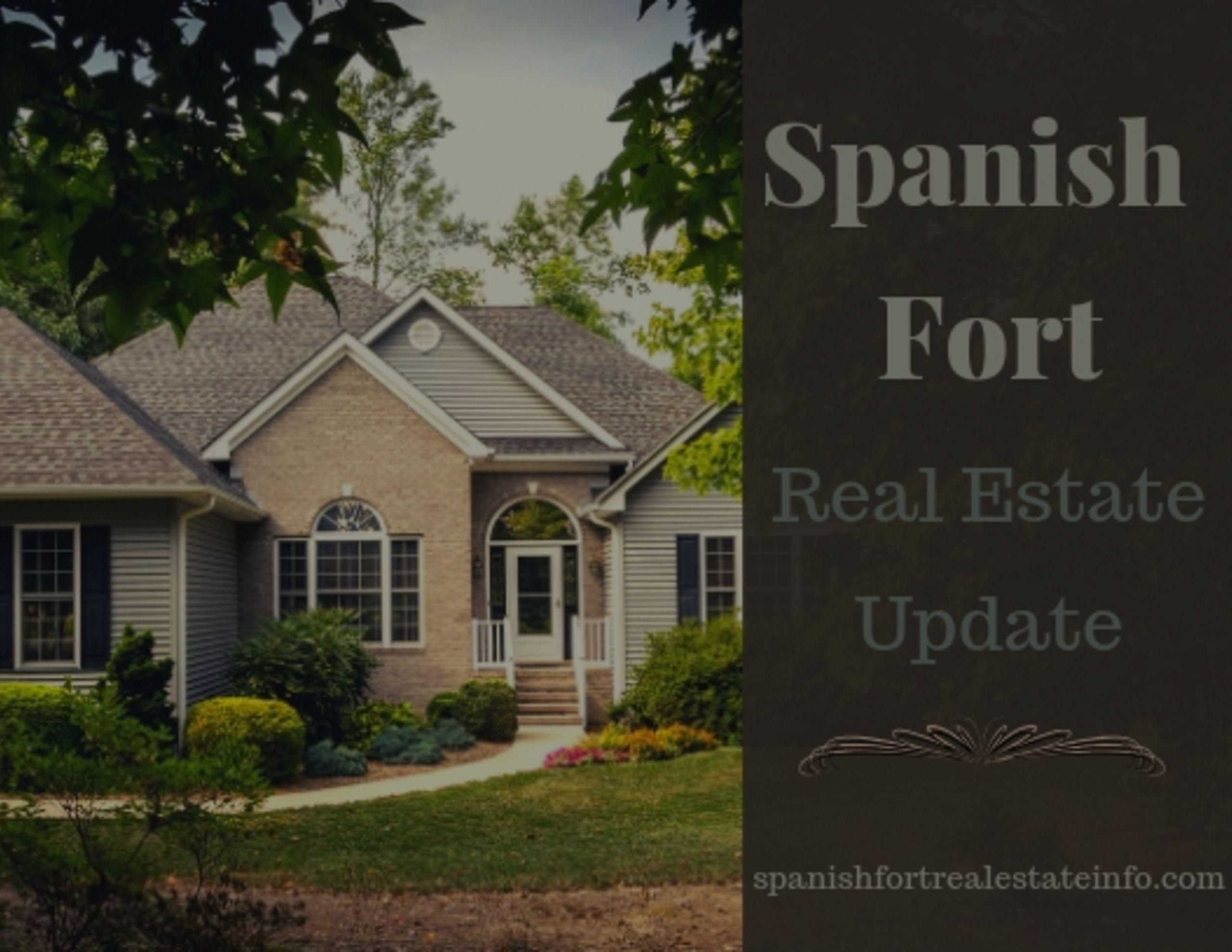 Spanish Fort Real Estate Update – September 2019