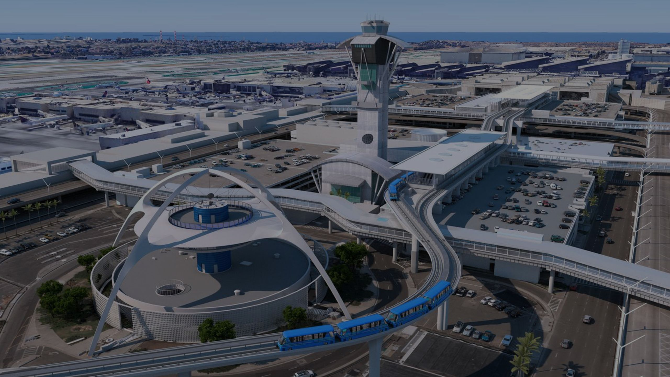 People Mover Coming to LAX