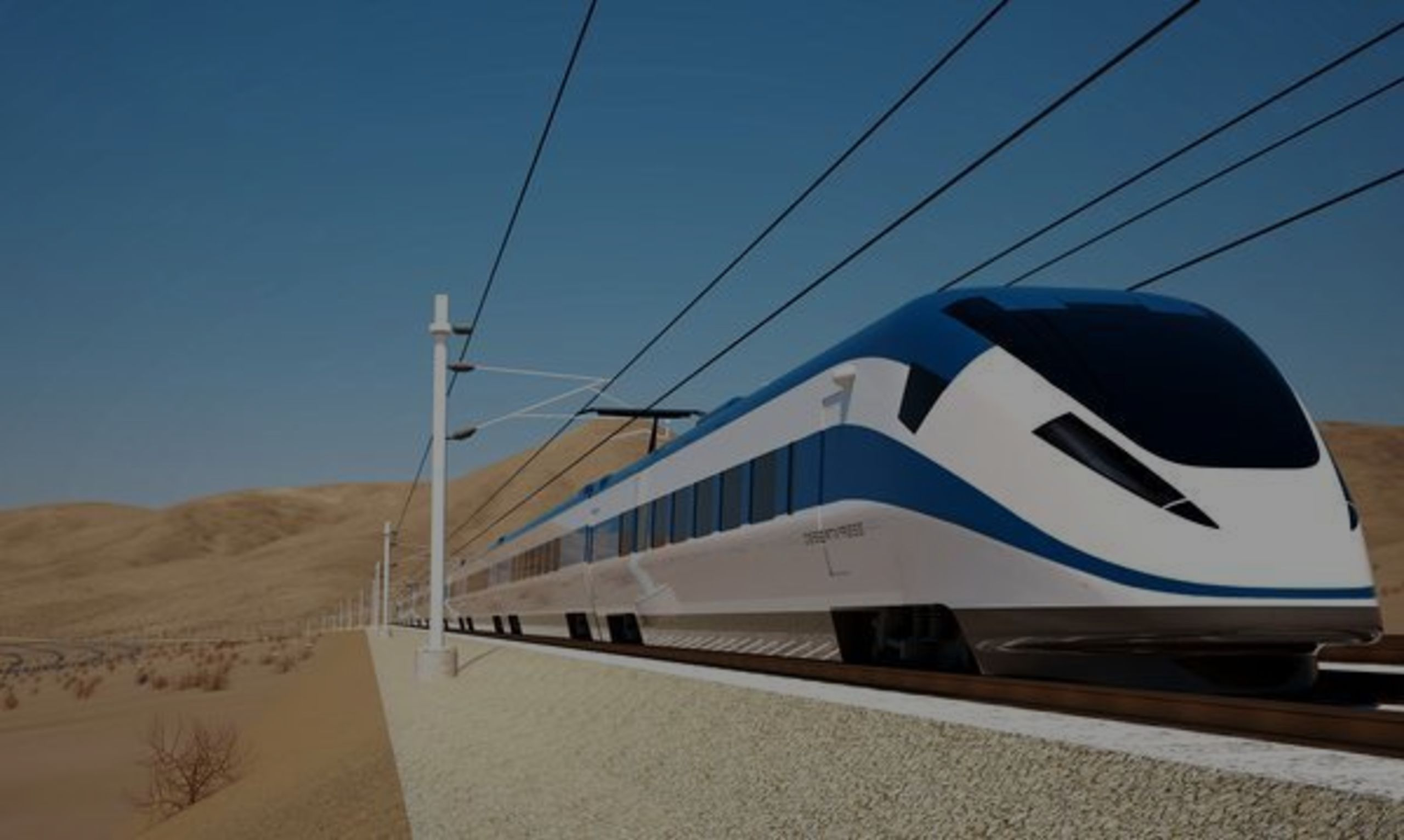 SoCal to Vegas Train Back On Track