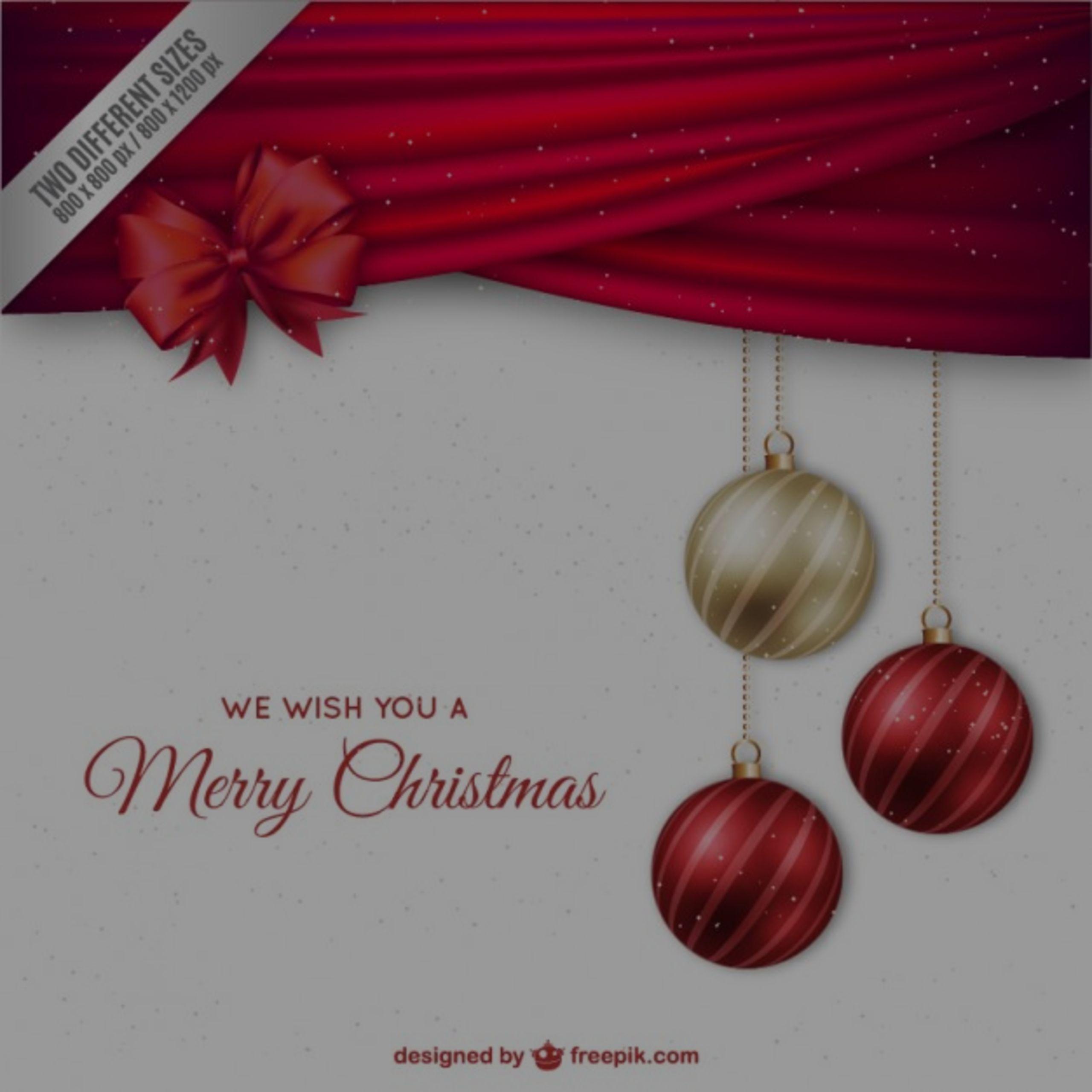 "Weichert Realtors Of the Brainerd Area Wishing everyone a ""Merry Christmas""s"
