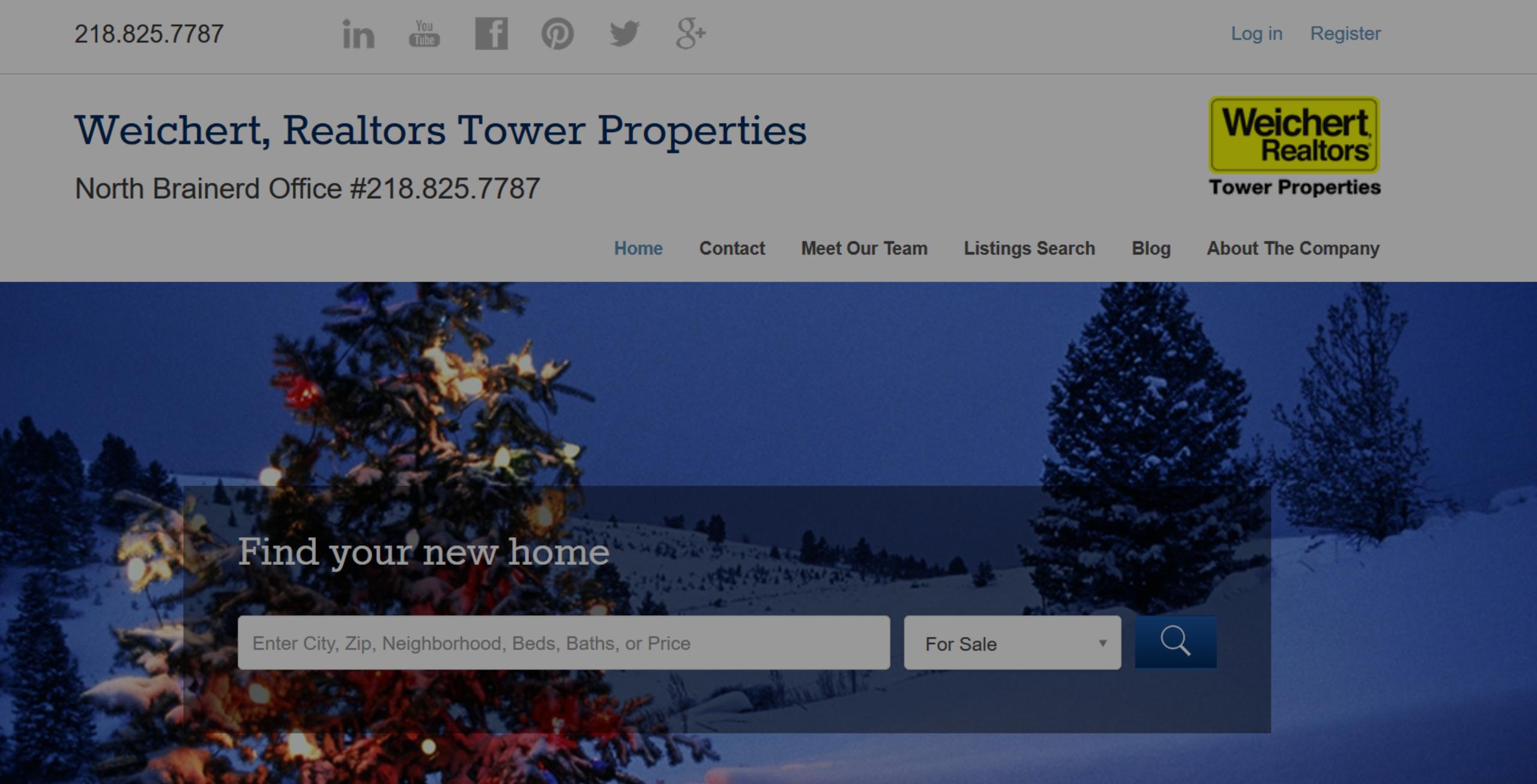 Weichert Realtors Tower Properties Brainered …You wont believe it!