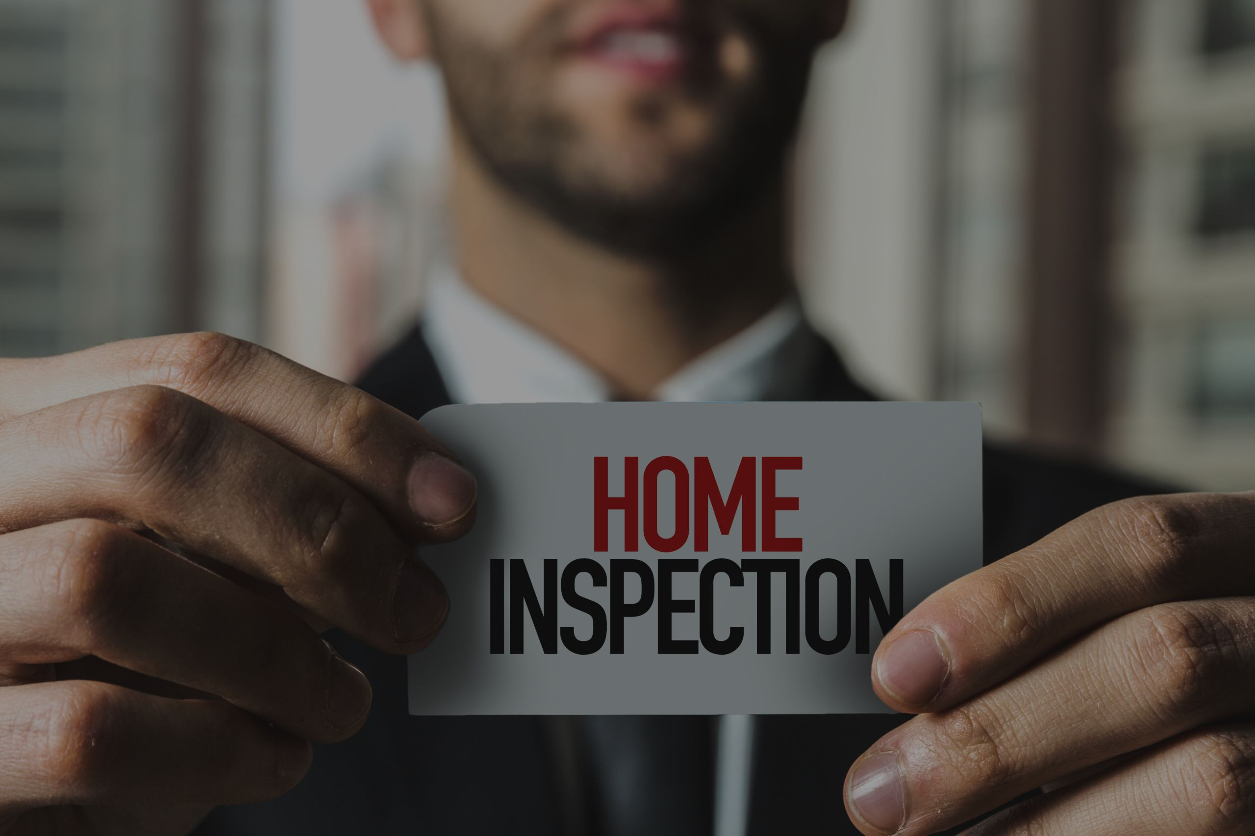 WHAT TO EXPECT WHEN YOU'RE INSPECTING