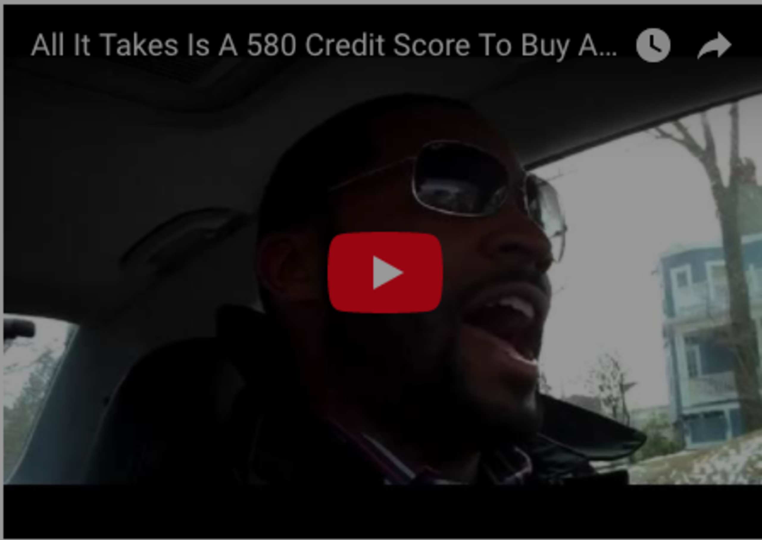 All It Takes Is A 580 Credit Score To Buy A Home