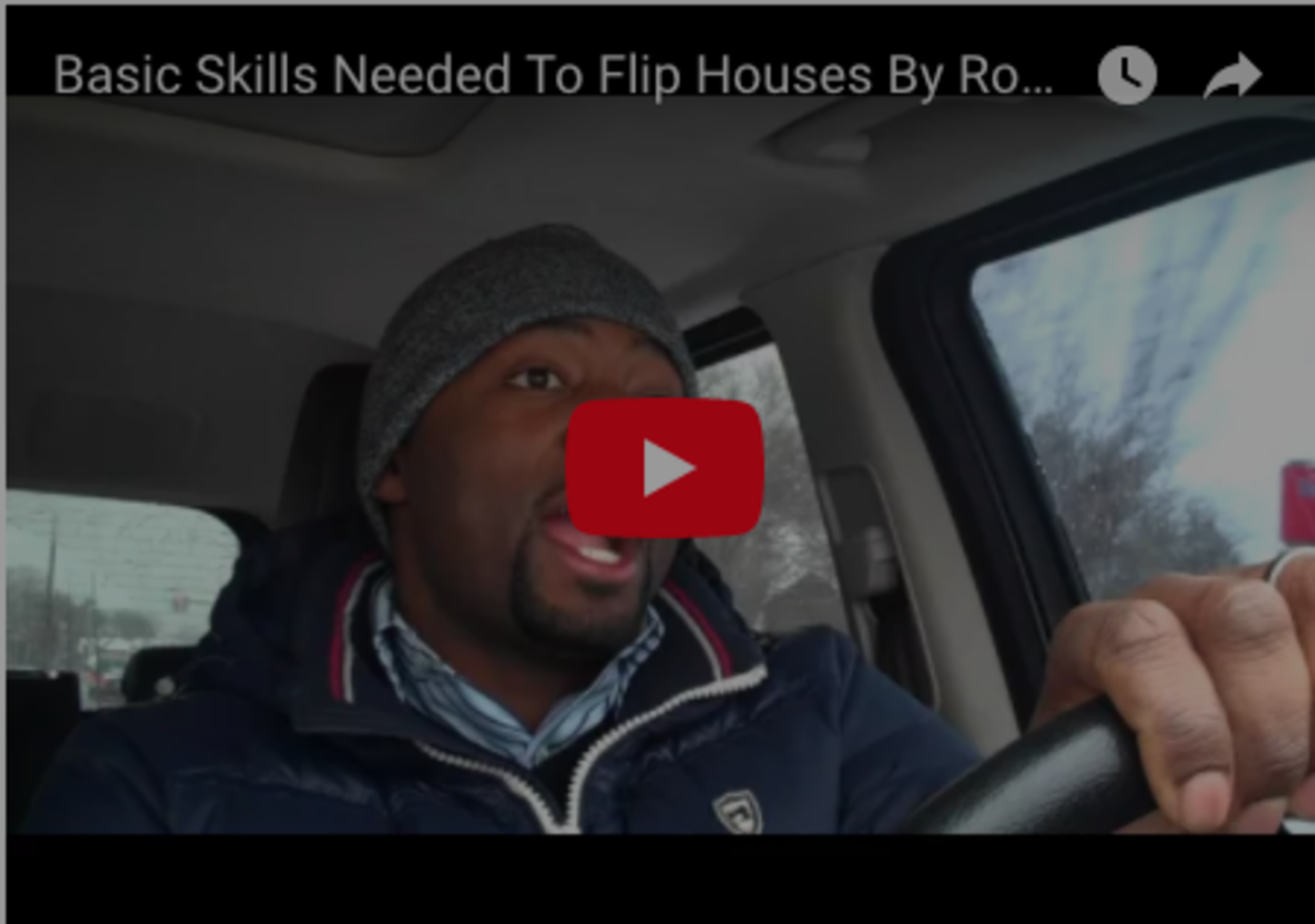 Basic Skills Needed To Flip Houses