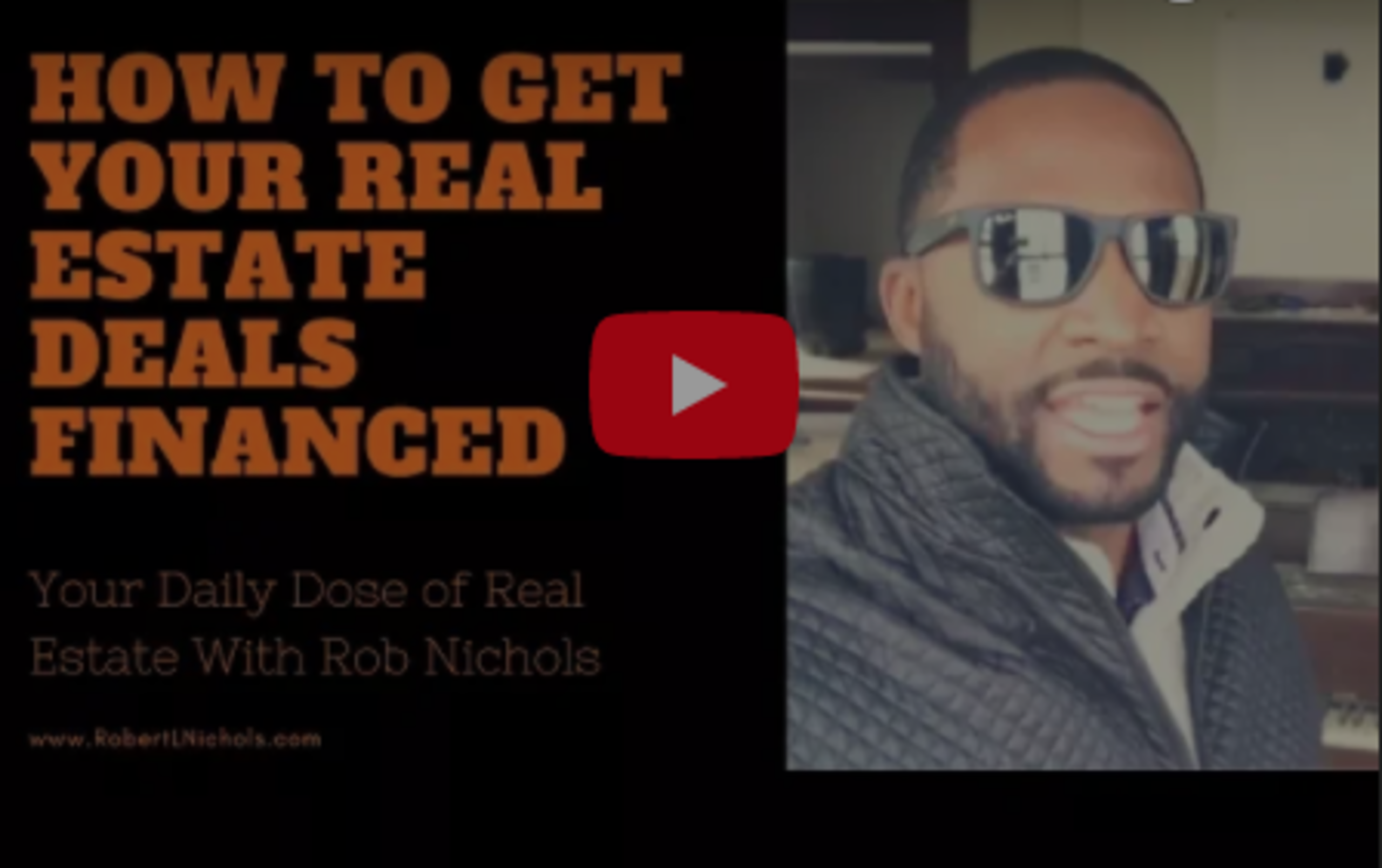 How To Finance Your Next Real Estate Deal