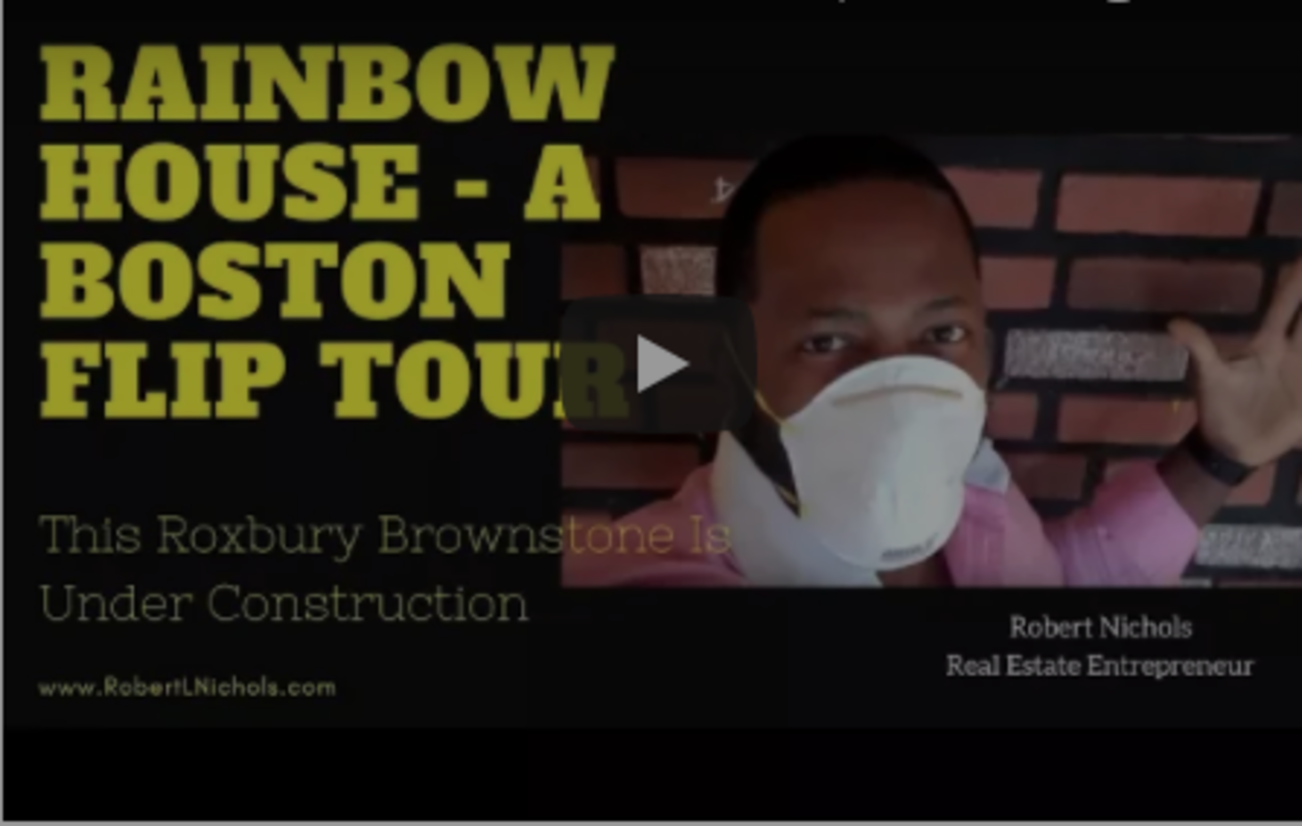 Property Tour with Robert Nichols: The Rainbow House