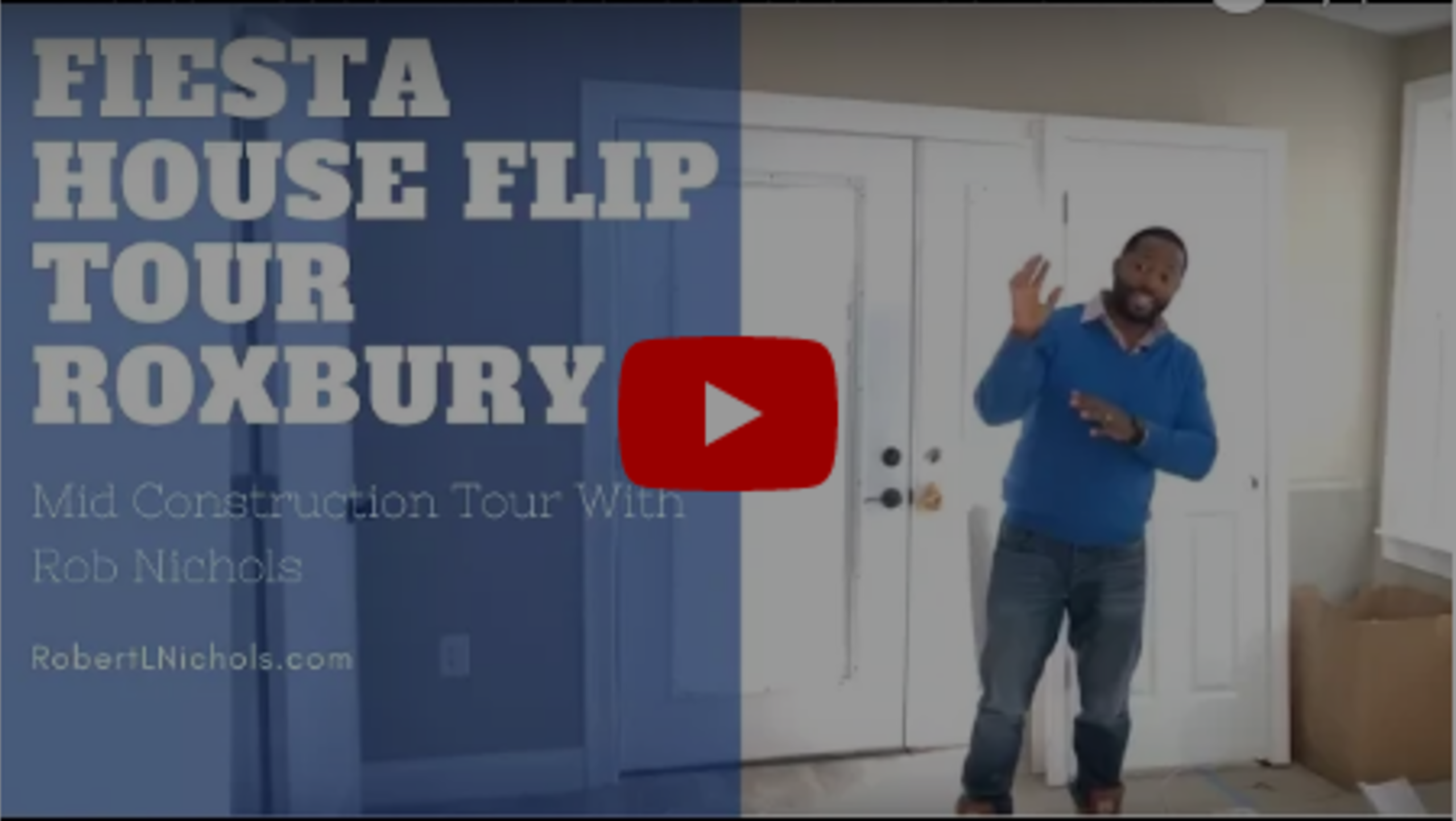 Fiesta House – Mid Construction Tour of A Fine Roxbury Home