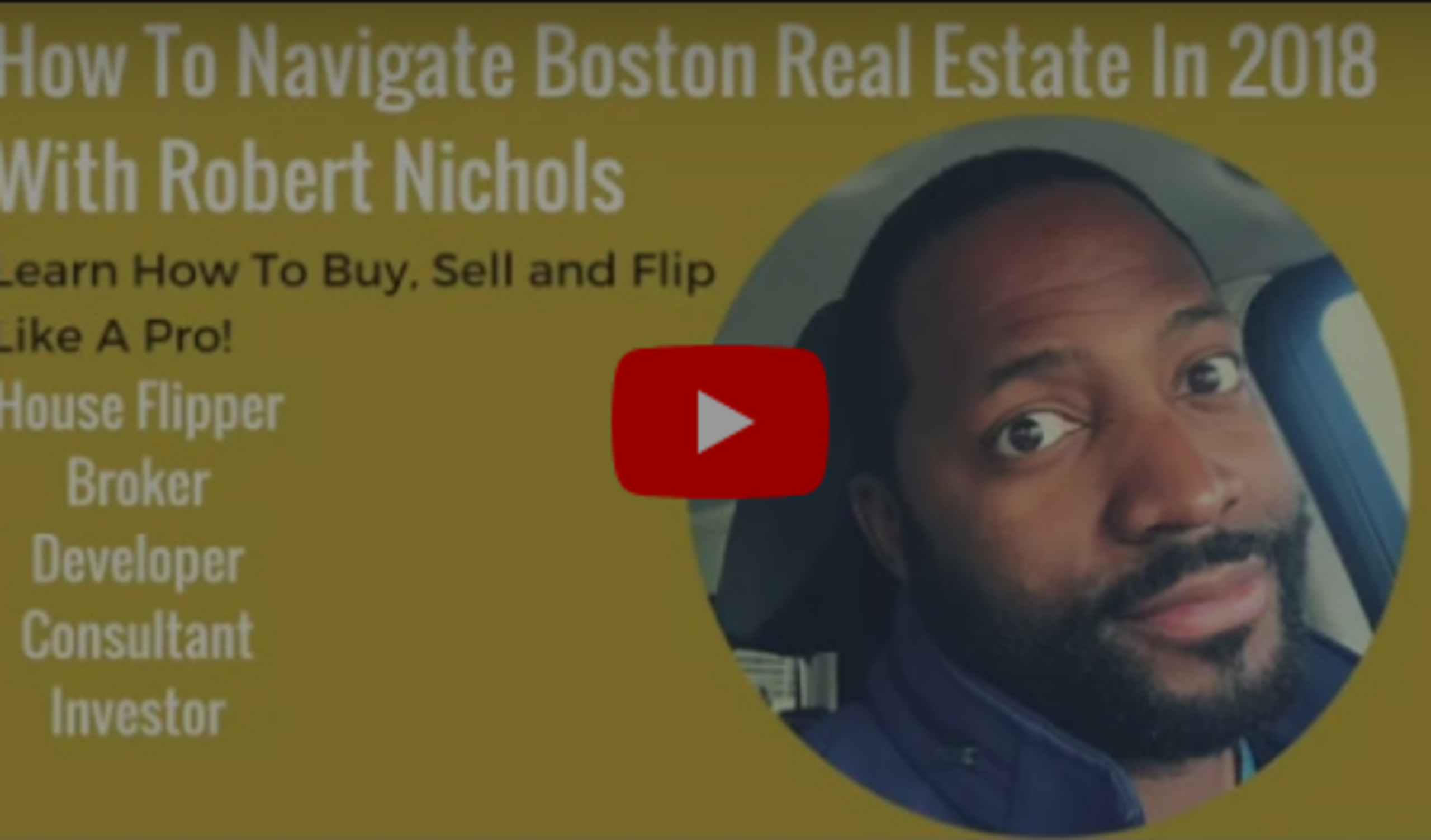 How To Navigate Boston Real Estate In 2018