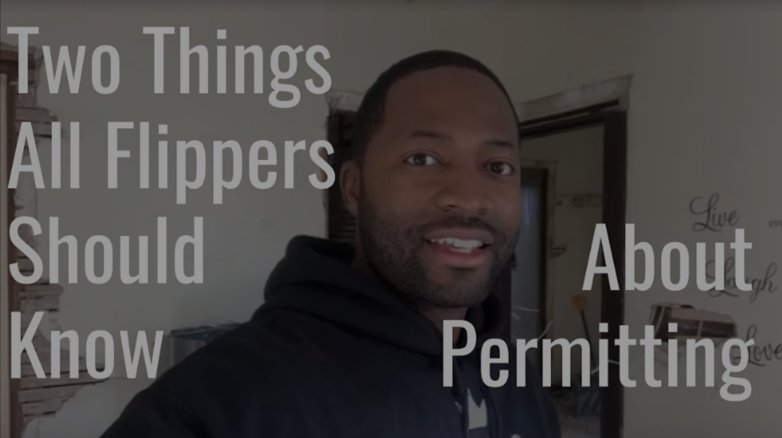 Two Things Every Flipper Should Know About Pulling Permits