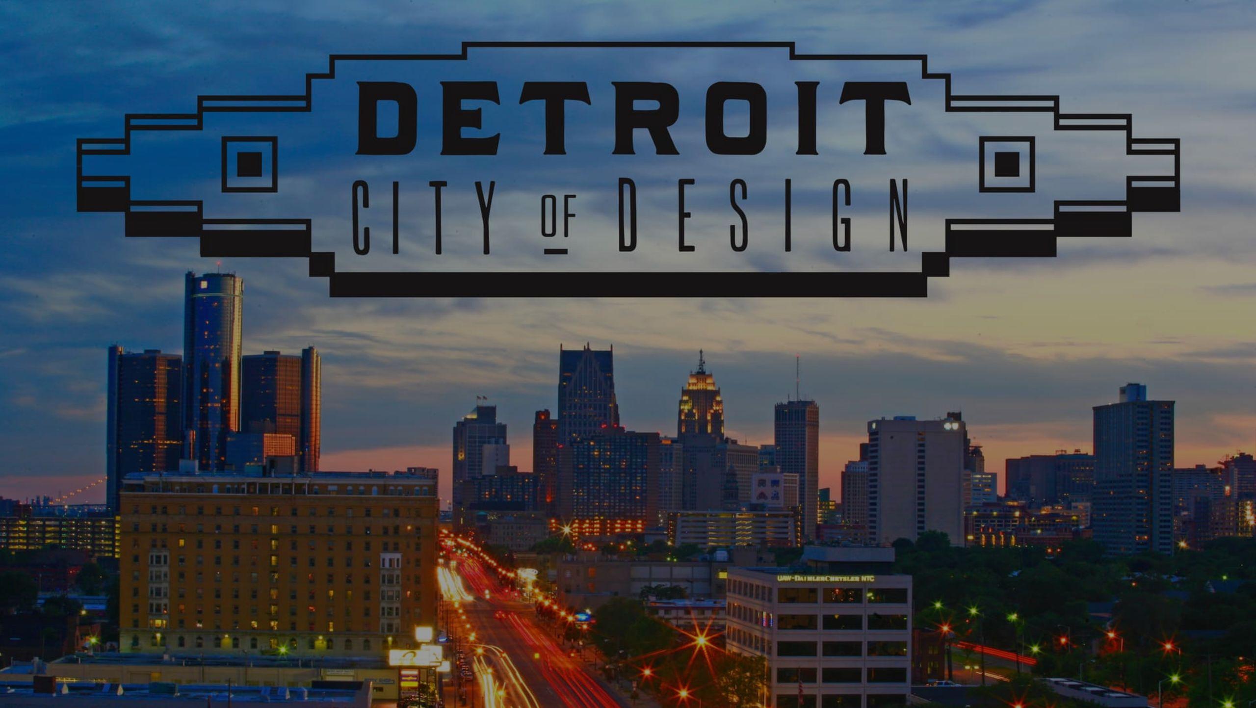 Detroit City of Design