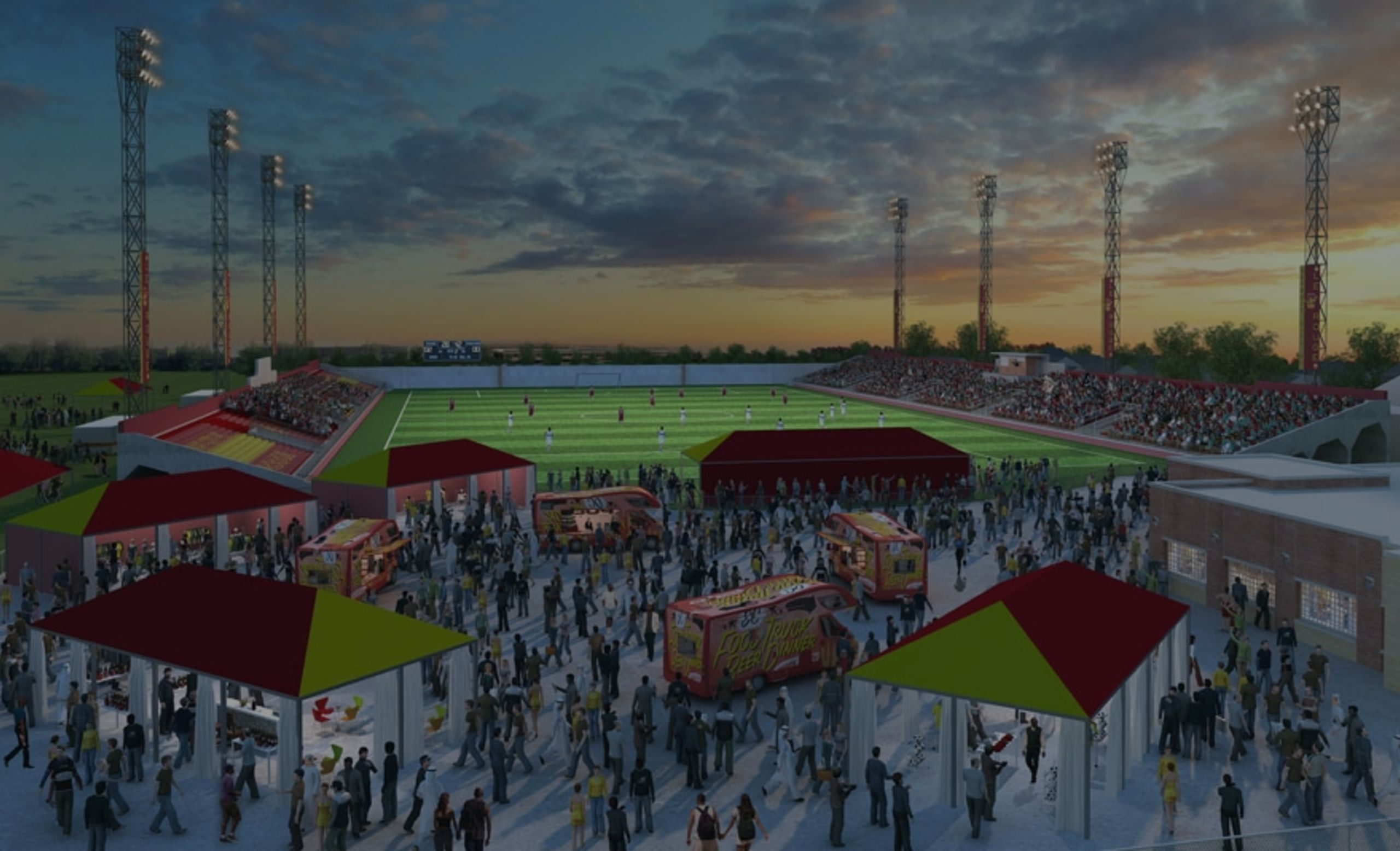 Detroit City FC raises $400,000 to go ahead with stadium rehab