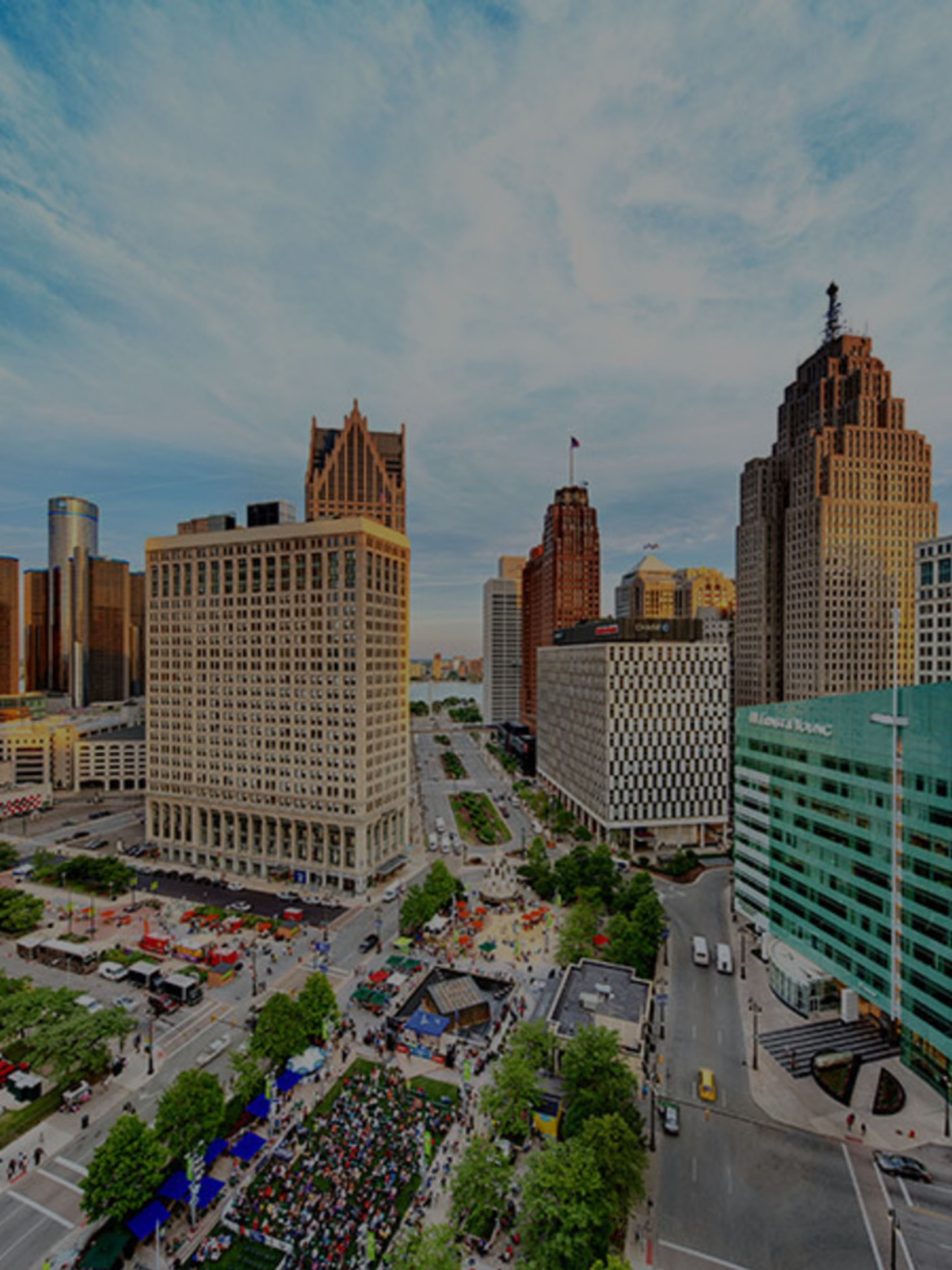 Detroit Named First American City of Design by UNESCO