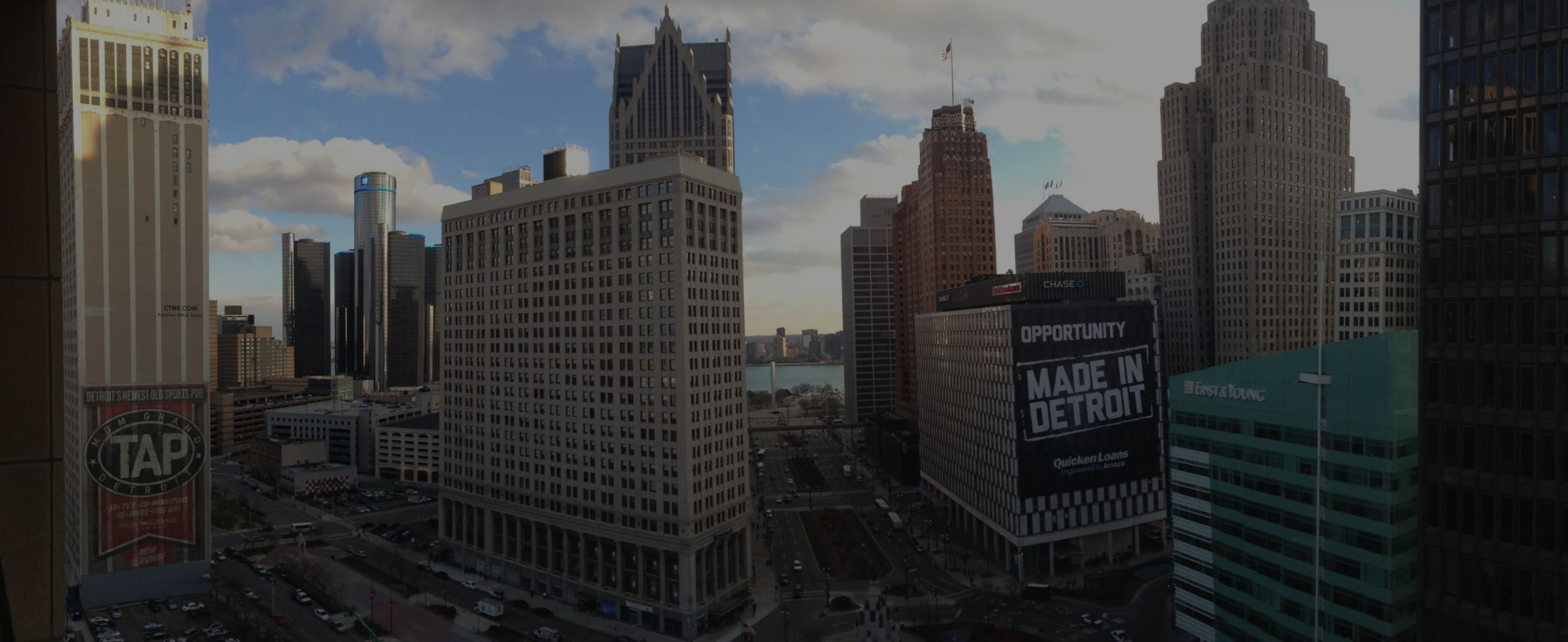 Urban Land Institute taps Detroit to host 3-day event The nonprofit's Spring Meeting to bring 3,000-plus real estate professionals to the city