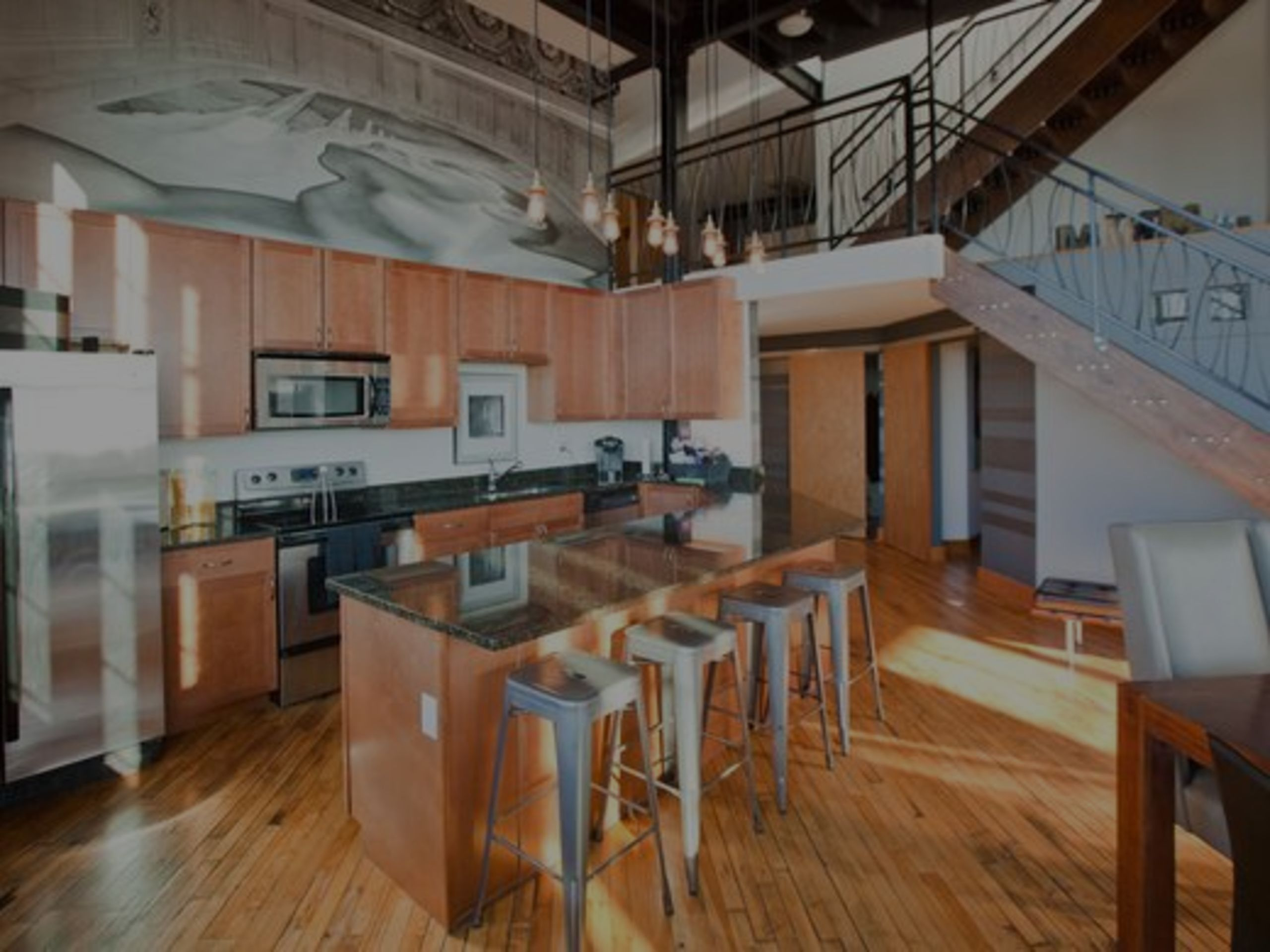See inside the Corktown loft in Detroit that fetched a record $531,000 (Detroit Free Press)
