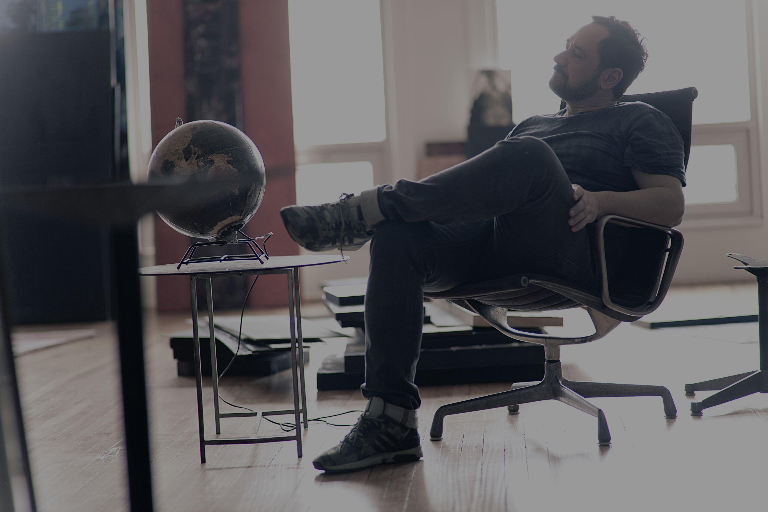 Detroit Artist- Gjon