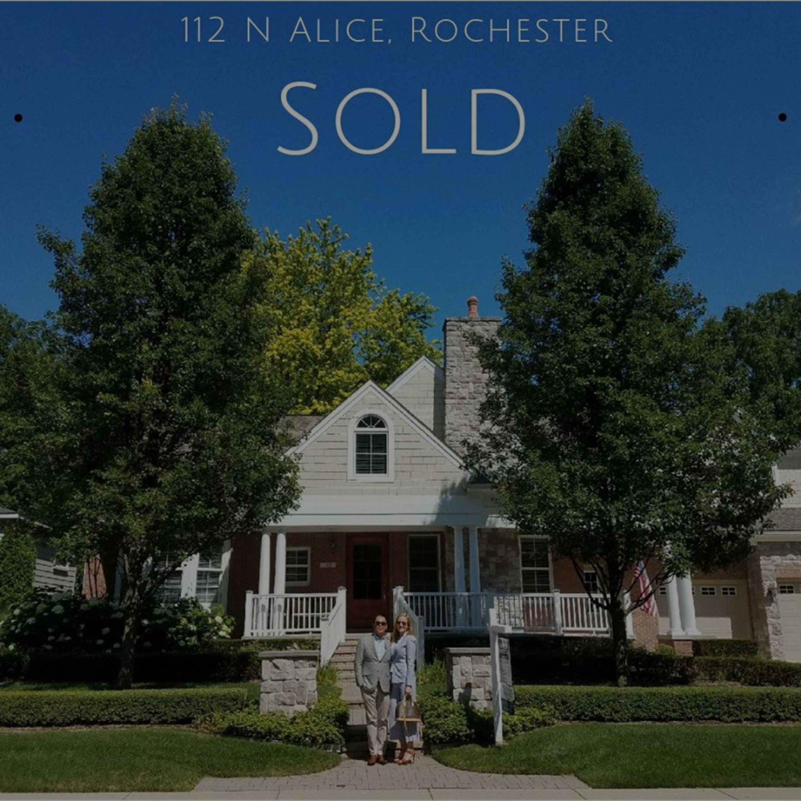SOLD! Dreamy Rochester Home!