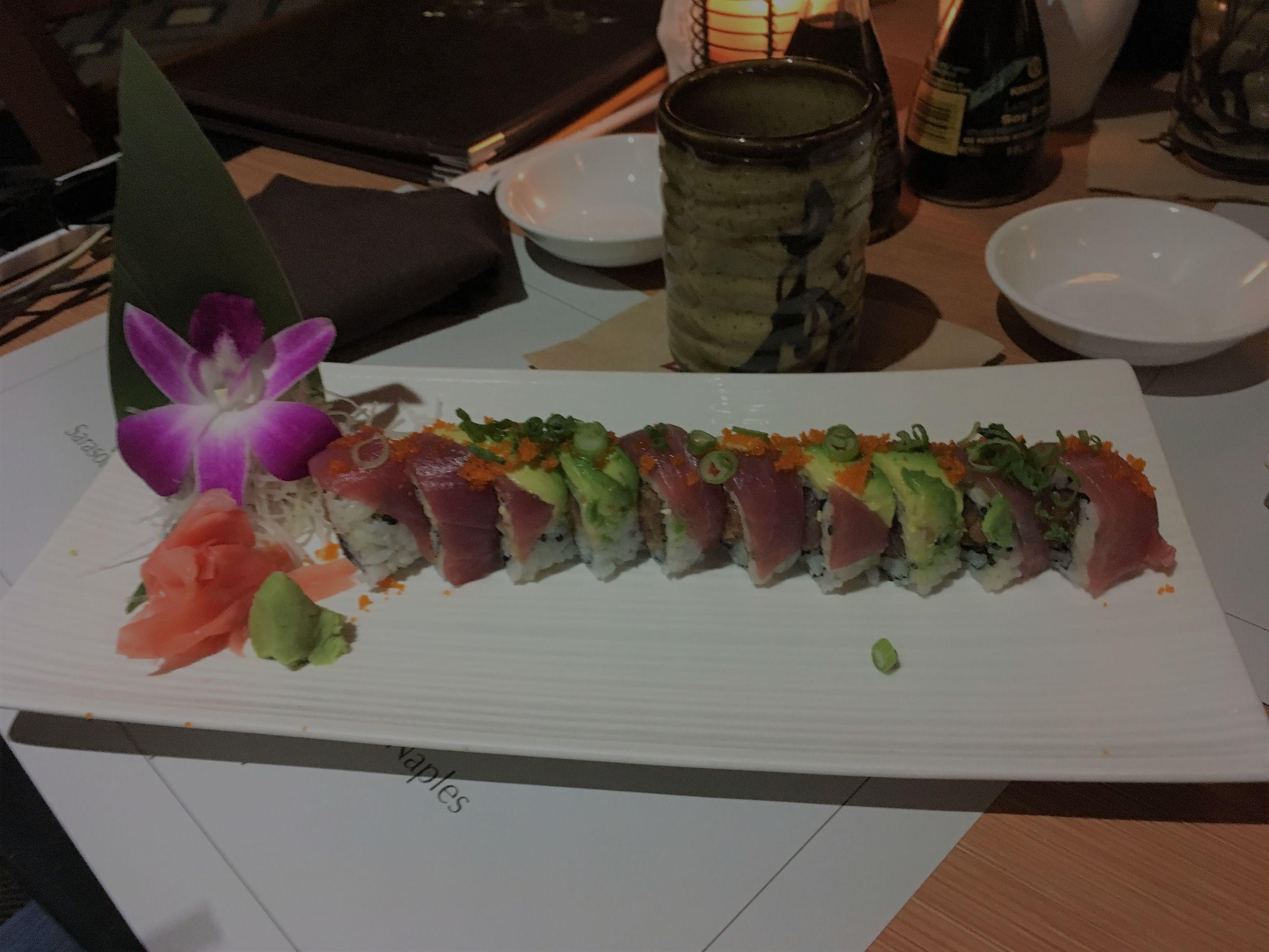 DaRuMa Japanese Steakhouse and Sushi Lounge